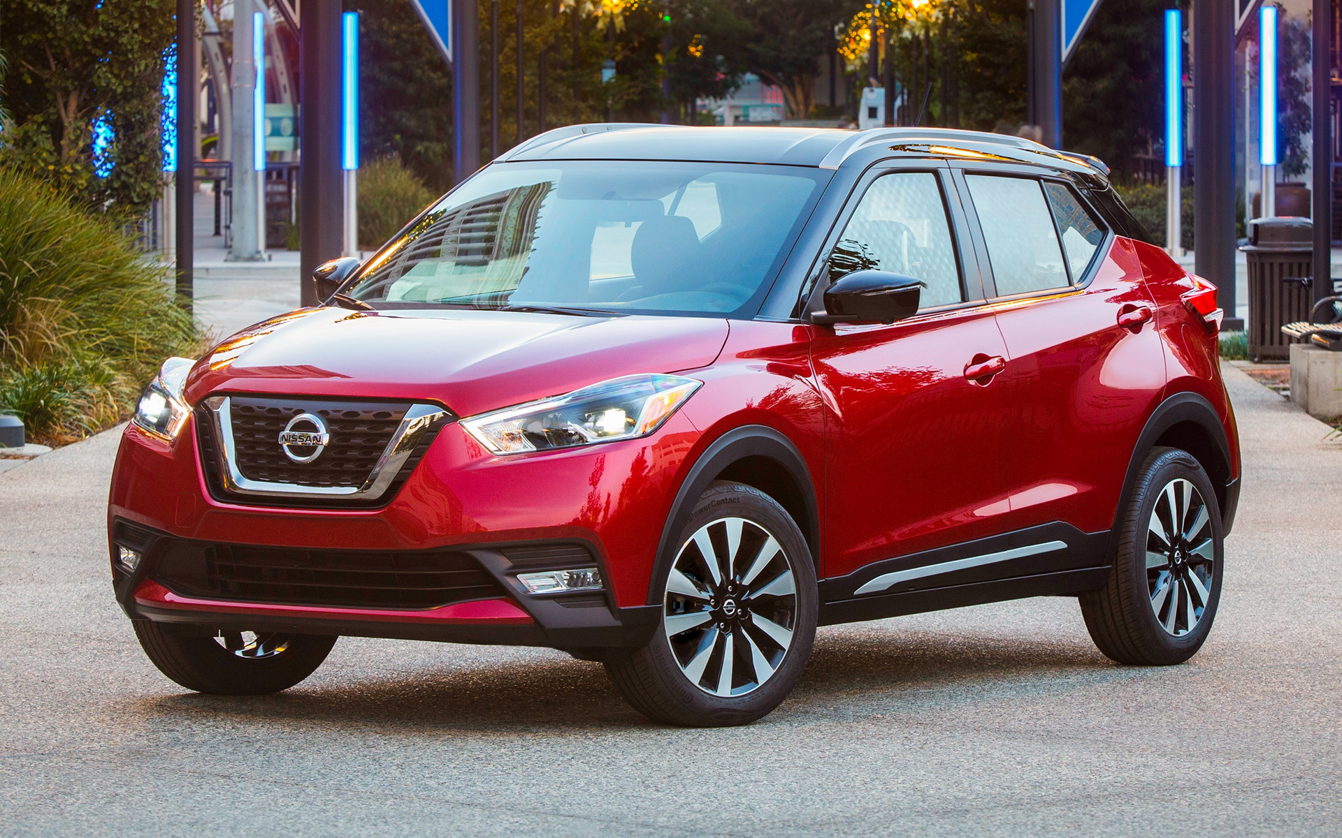 Nissan Kicks 2018 Us Wallpapers And Hd Images Car Pixel