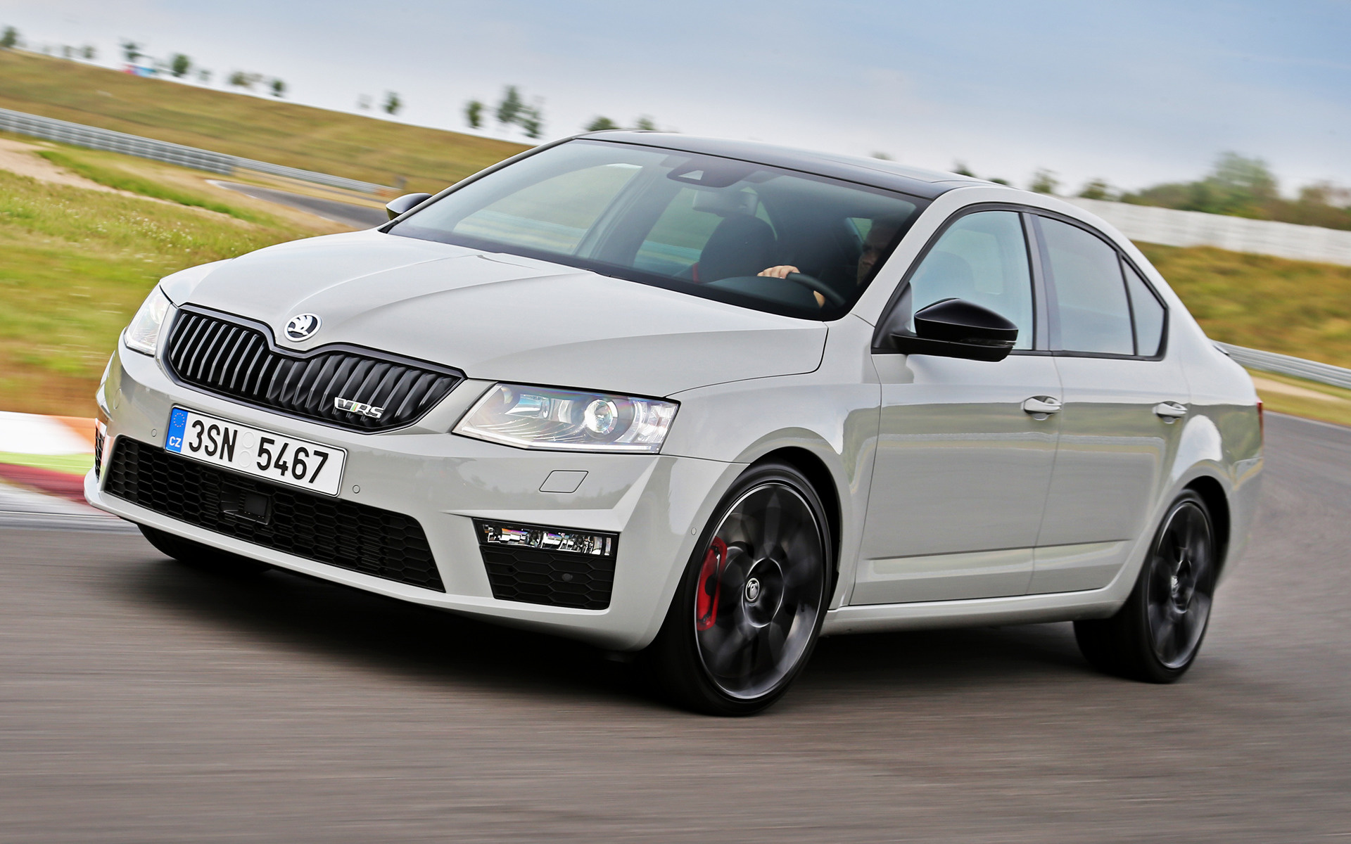 2015 skoda octavia rs 230 wallpapers and hd images car. Black Bedroom Furniture Sets. Home Design Ideas