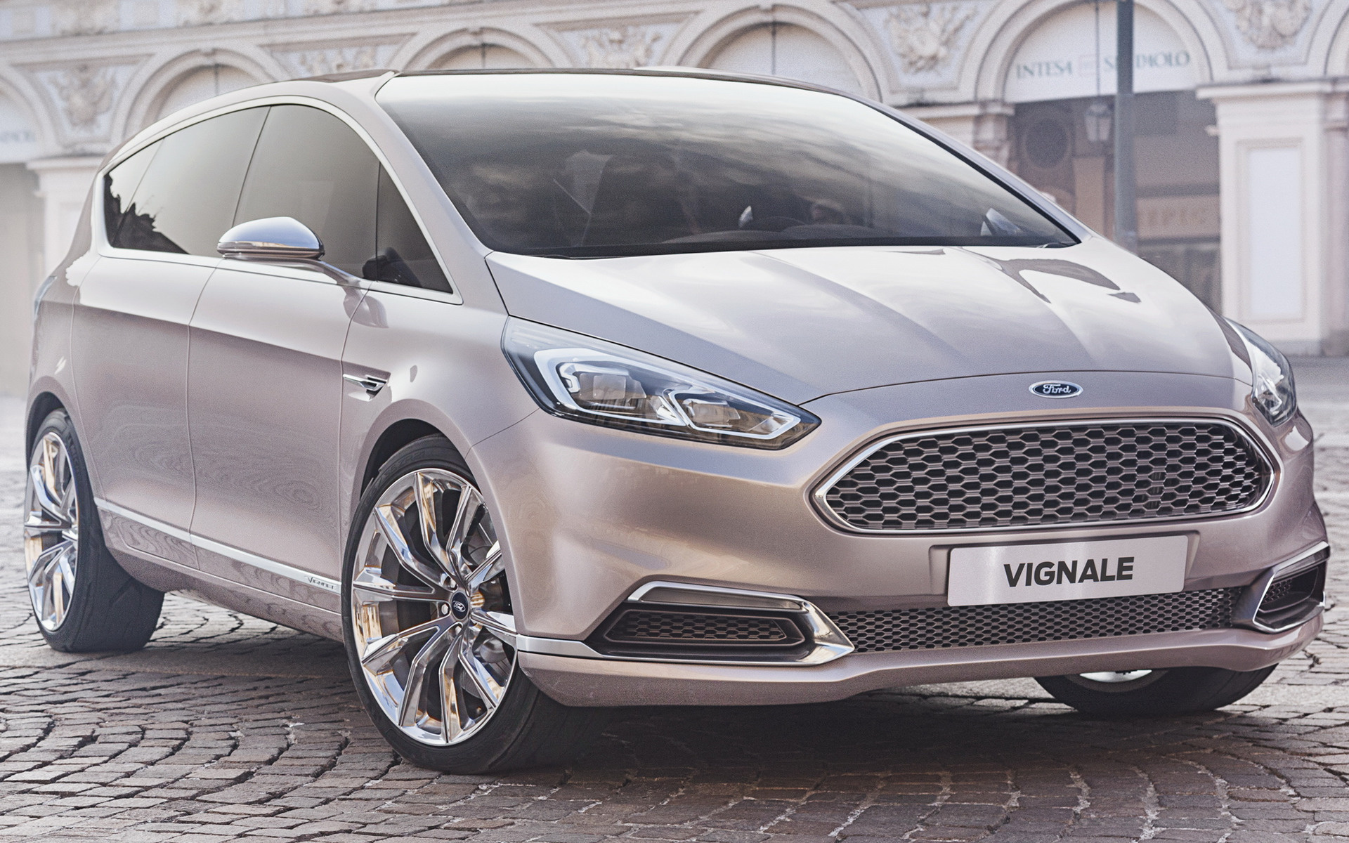 2014 ford s max vignale concept wallpapers and hd images. Black Bedroom Furniture Sets. Home Design Ideas