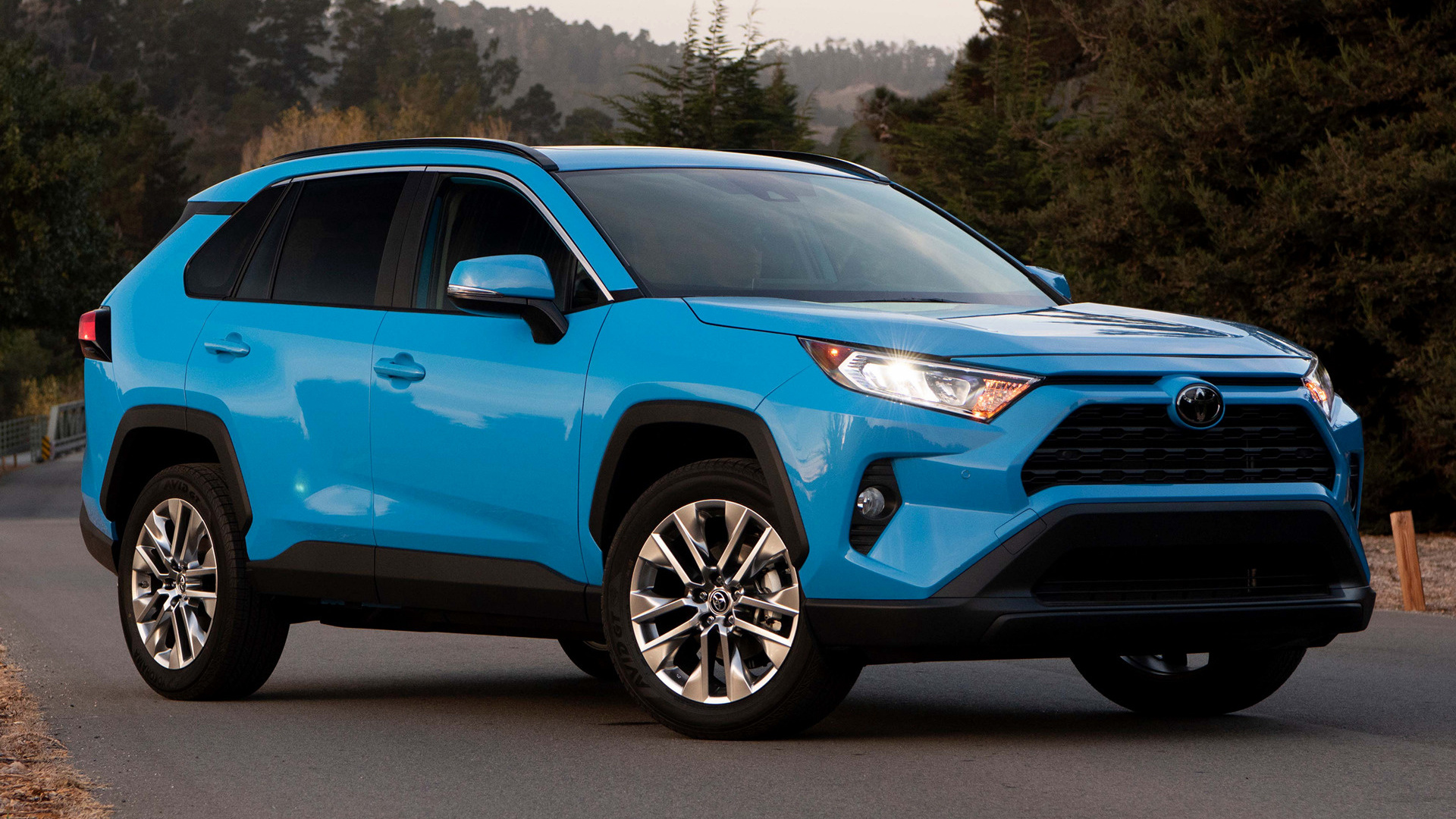 2019 Toyota Rav4 Us Wallpapers And Hd Images Car Pixel