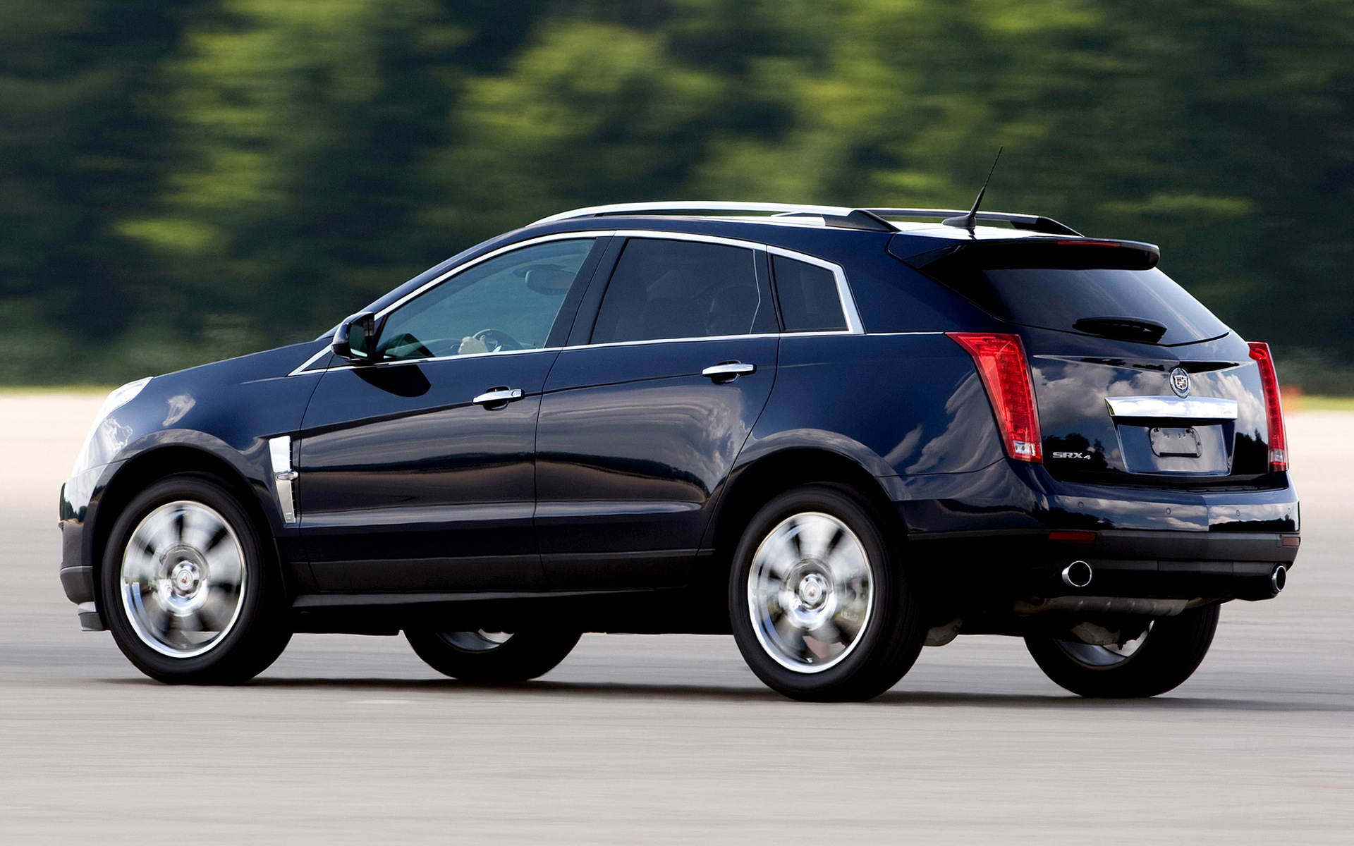 used reality cadillac road search results srx if