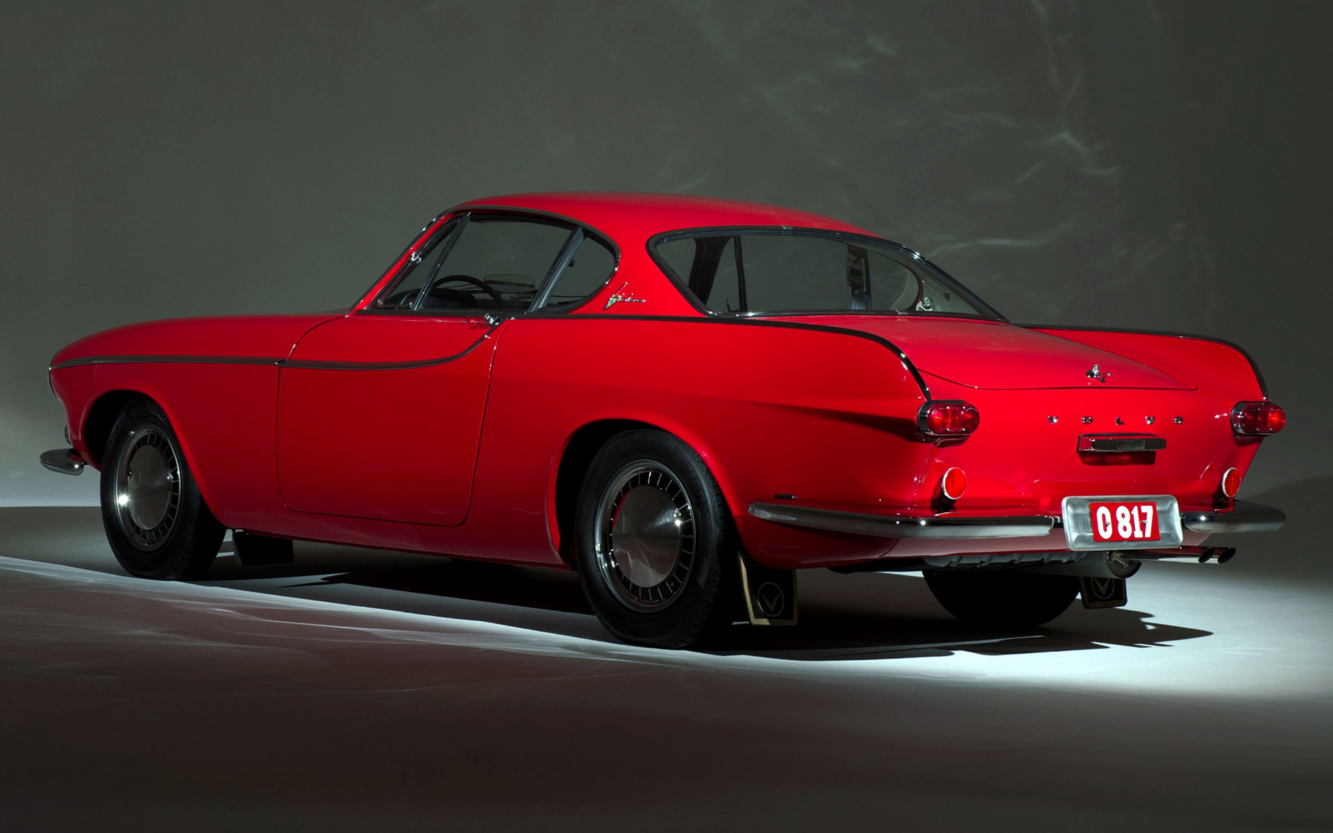 Volvo P1800 (1960) Wallpapers and HD Images - Car Pixel