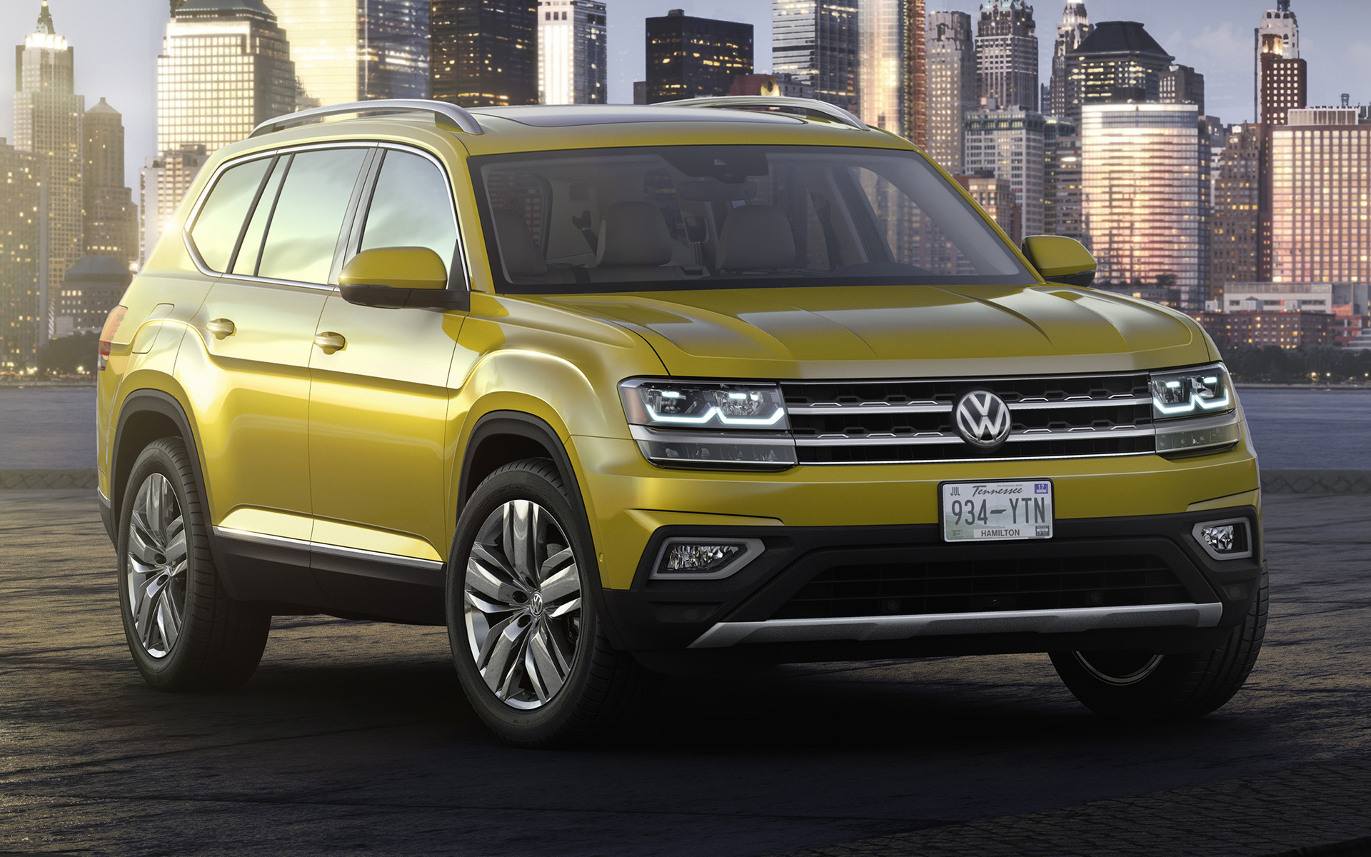 Volkswagen Atlas (2017) Wallpapers and HD Images - Car Pixel