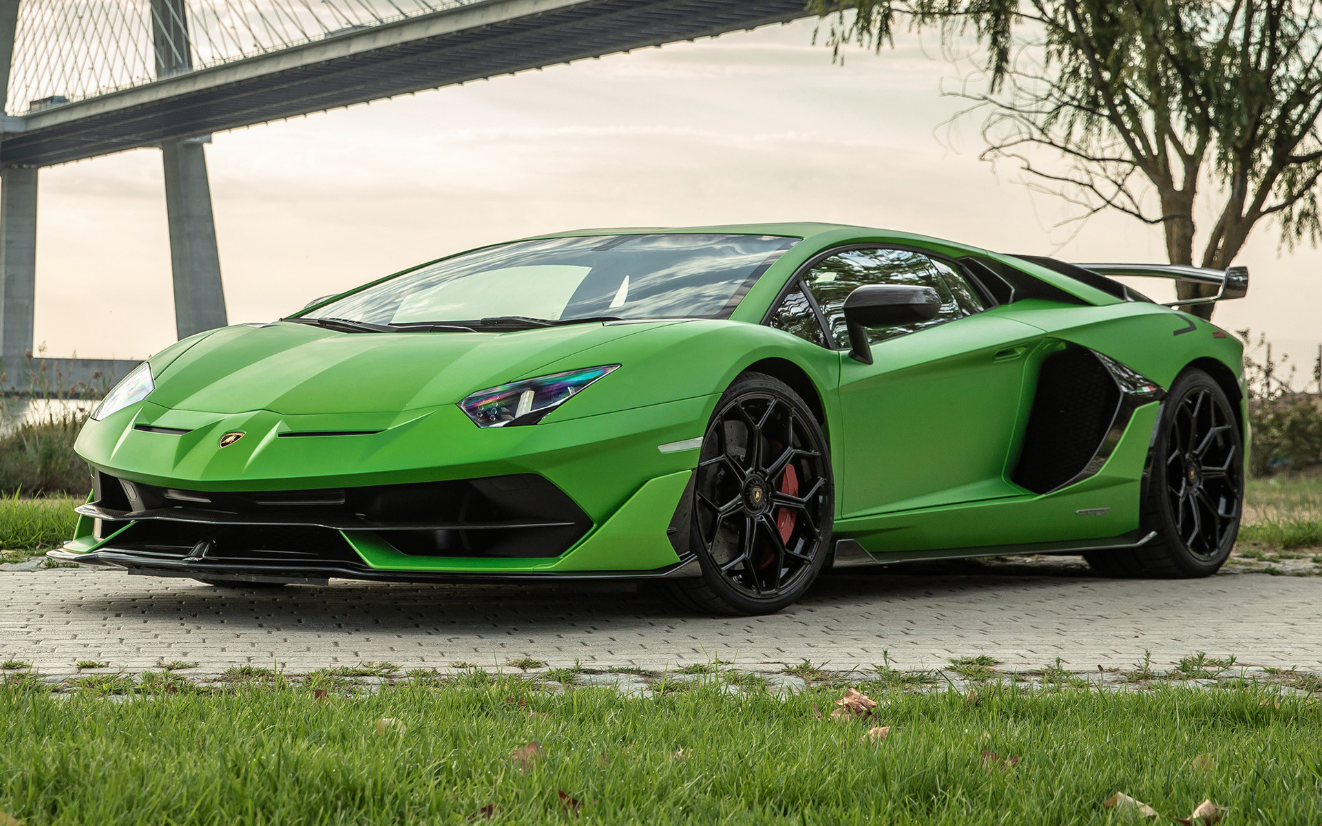 2018 Lamborghini Aventador SVJ - Wallpapers and HD Images ...