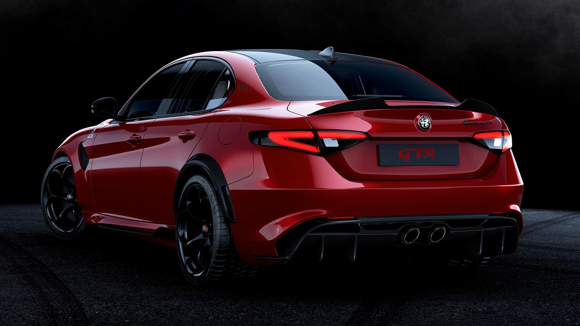 2020 Alfa Romeo Giulia GTA - Wallpapers and HD Images ...