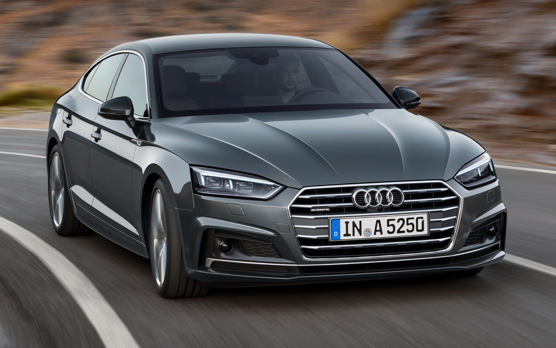 Audi A5 Sportback S line (2016) Wallpapers and HD Images - Car Pixel