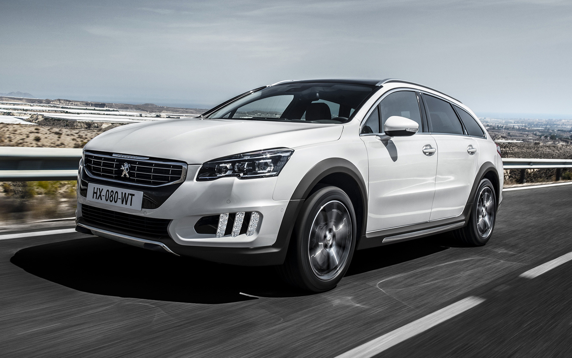 peugeot 508 rxh 2014 wallpapers and hd images car pixel. Black Bedroom Furniture Sets. Home Design Ideas