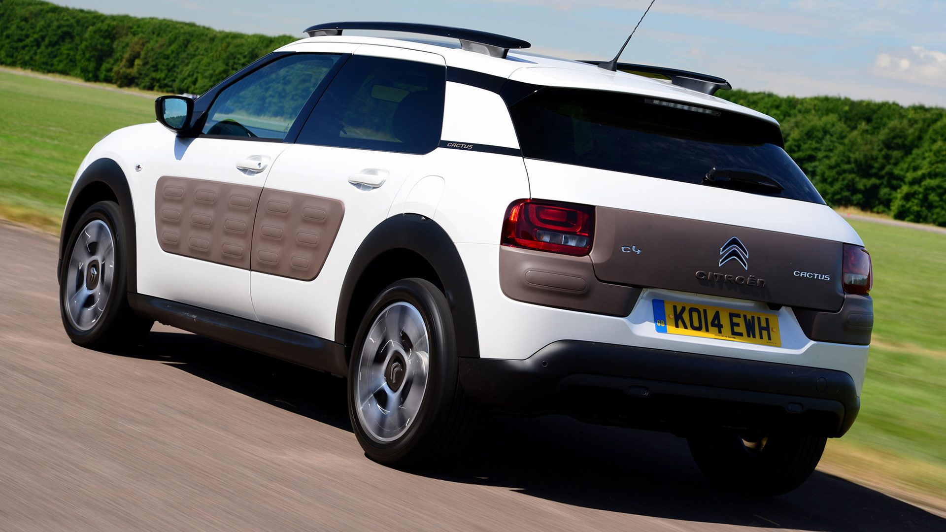 2014 Citroen C4 Cactus  Uk
