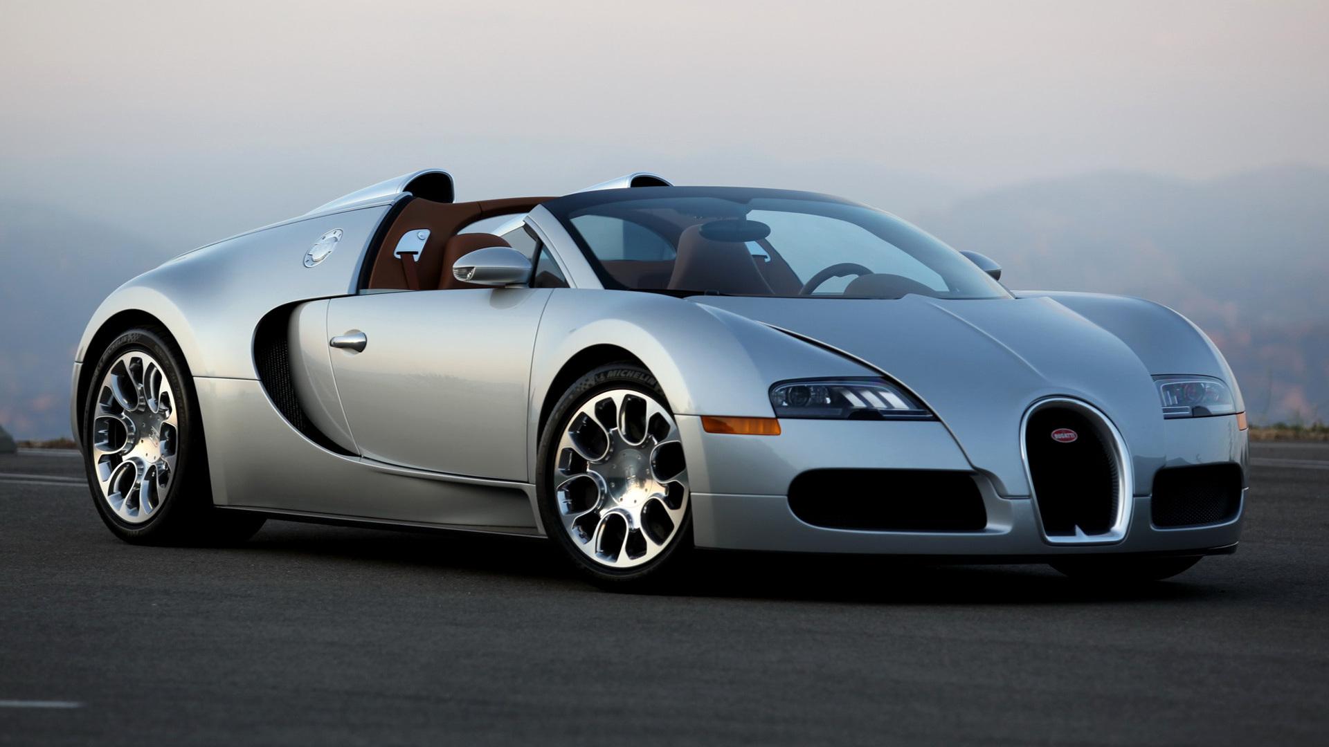 Wallpaper Bugatti Veyron Grand Sport: Bugatti Veyron Grand Sport (2009) US Wallpapers And HD