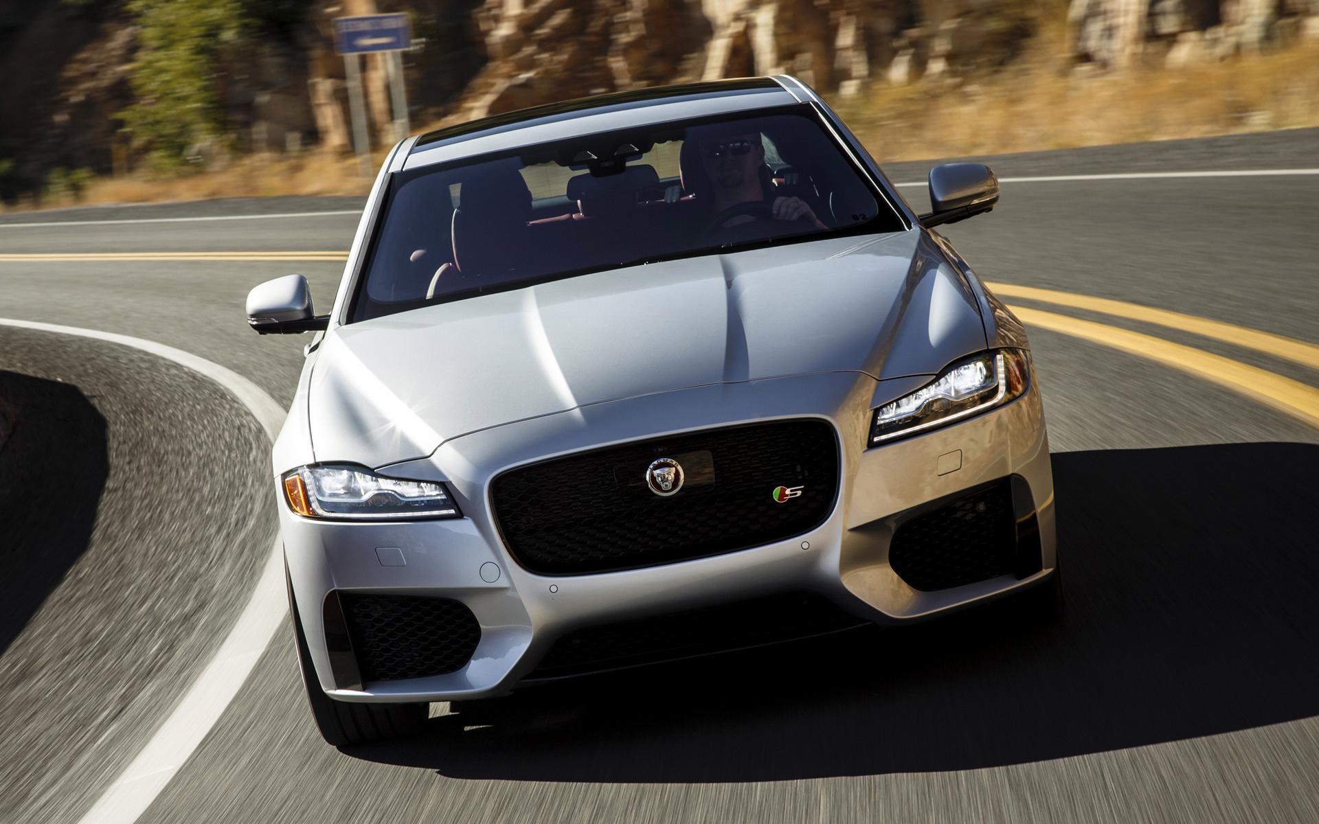 2016 Jaguar XF S US Wallpapers And HD Images Car Pixel