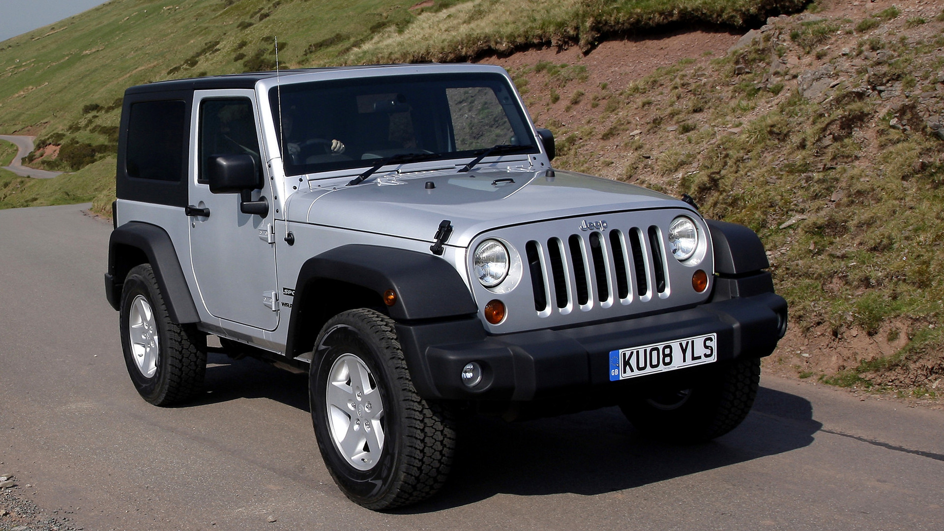 Wrangler Unlimited Rubicon >> Jeep Wrangler Sport (2007) UK Wallpapers and HD Images - Car Pixel