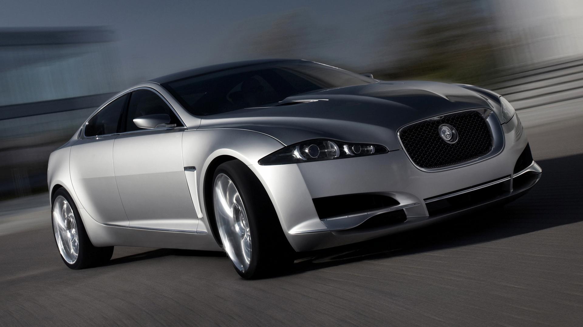 2007 Jaguar C-XF Concept - Wallpapers and HD Images | Car ...