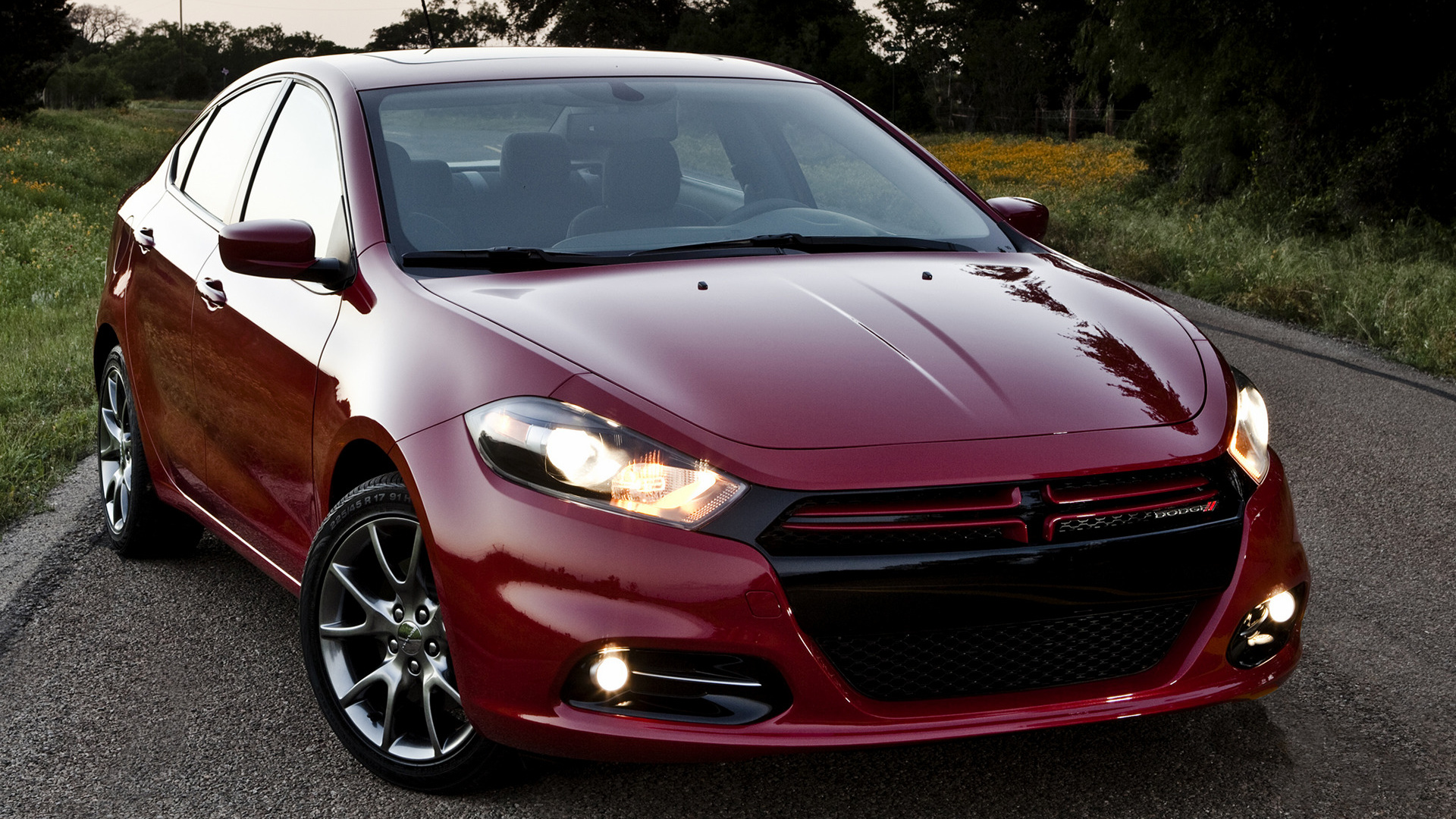 2012 Dodge Dart Rallye - Wallpapers and HD Images | Car Pixel