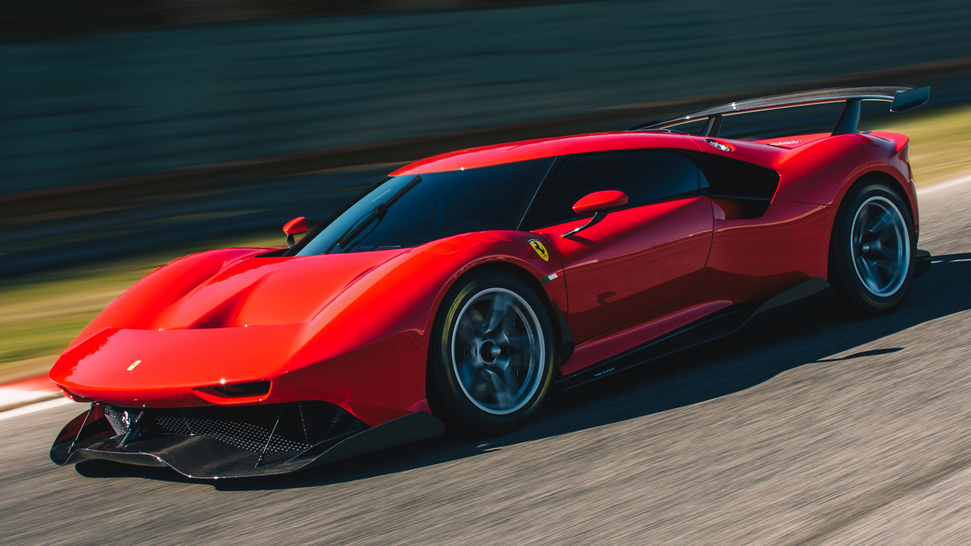 2019 Ferrari P80 C Wallpapers And Hd Images Car Pixel
