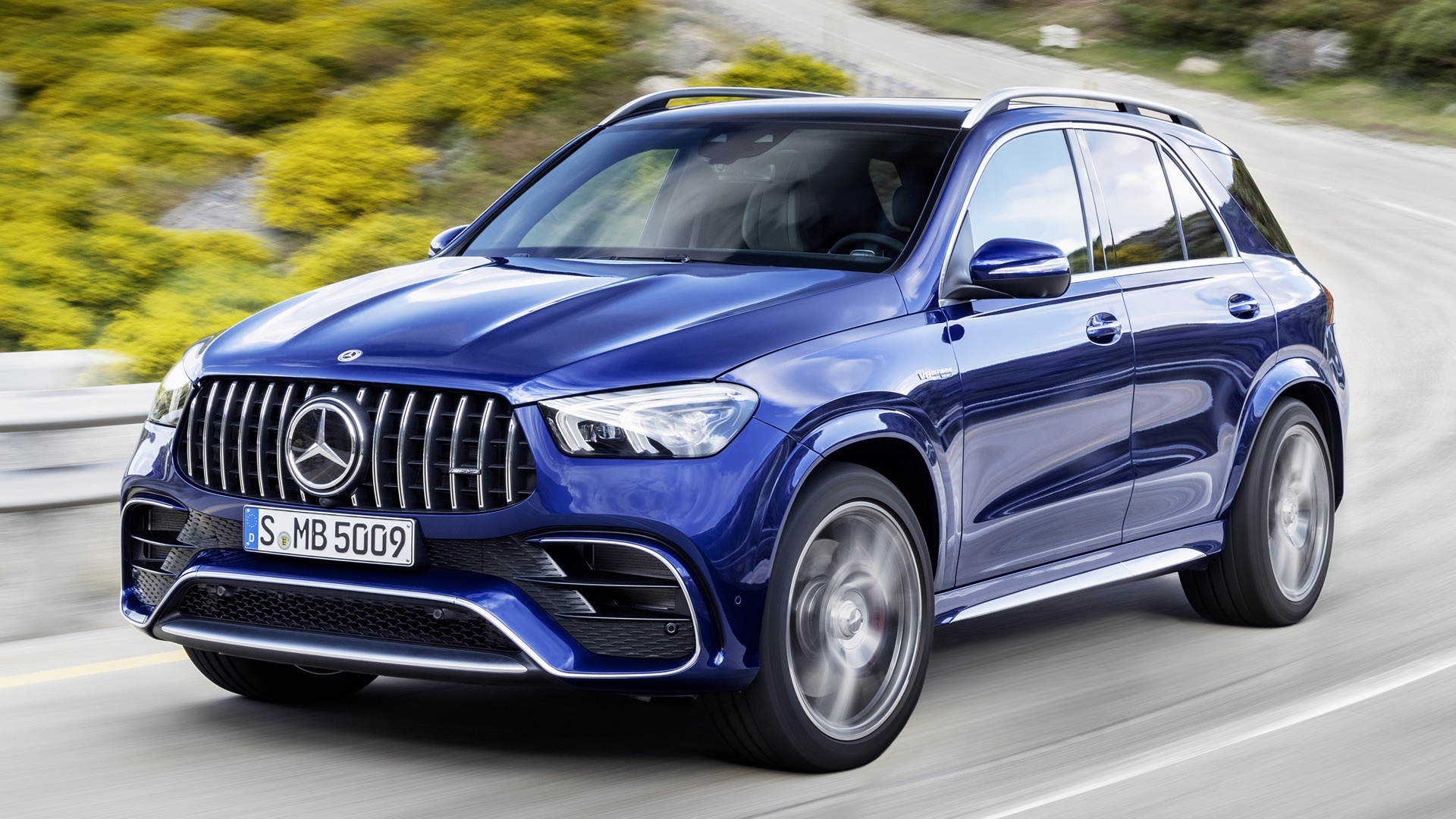 2020 Mercedes-AMG GLE 63 S - Wallpapers and HD Images ...