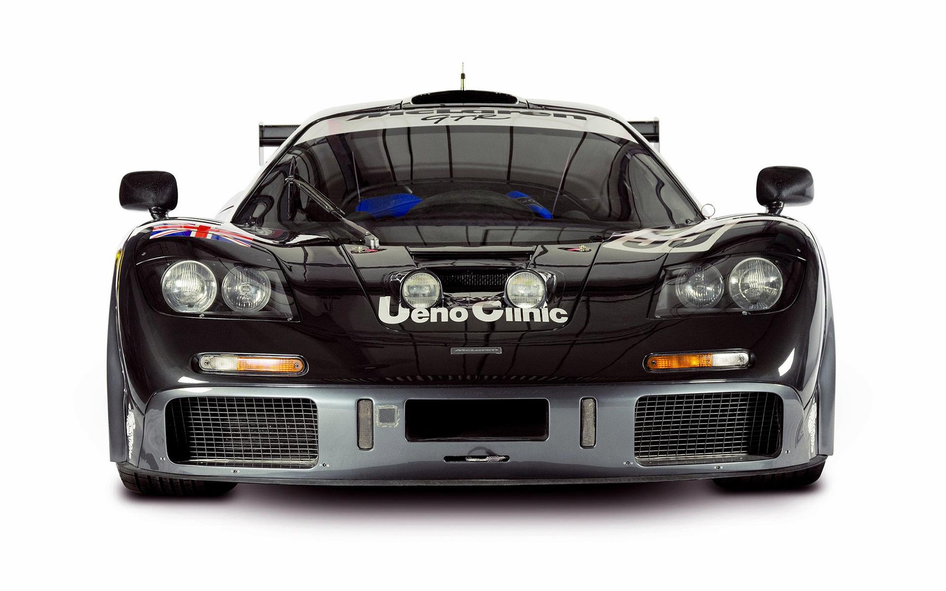 McLaren F1 GTR (1995) Wallpapers and HD Images - Car Pixel