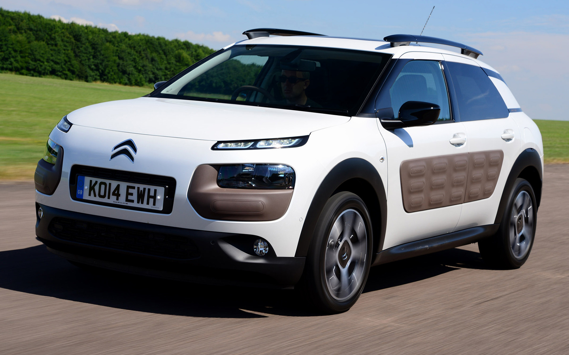 2014 Citroen C4 Cactus Uk Wallpapers And Hd Images