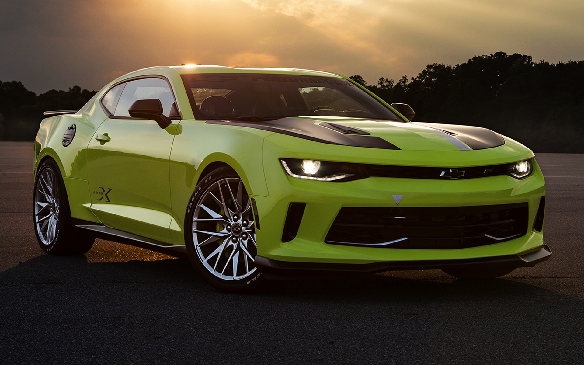 2016 Camaro Concept >> Chevrolet Camaro Turbo AutoX Concept (2016) Wallpapers and HD Images - Car Pixel