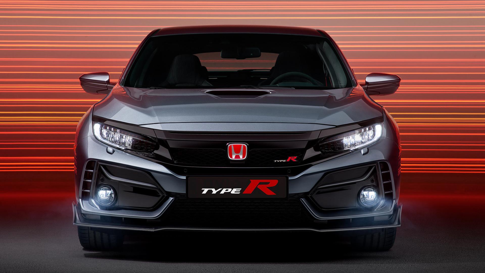 2020 Honda Civic Type R Sport Line - Fonds d'écran et ...
