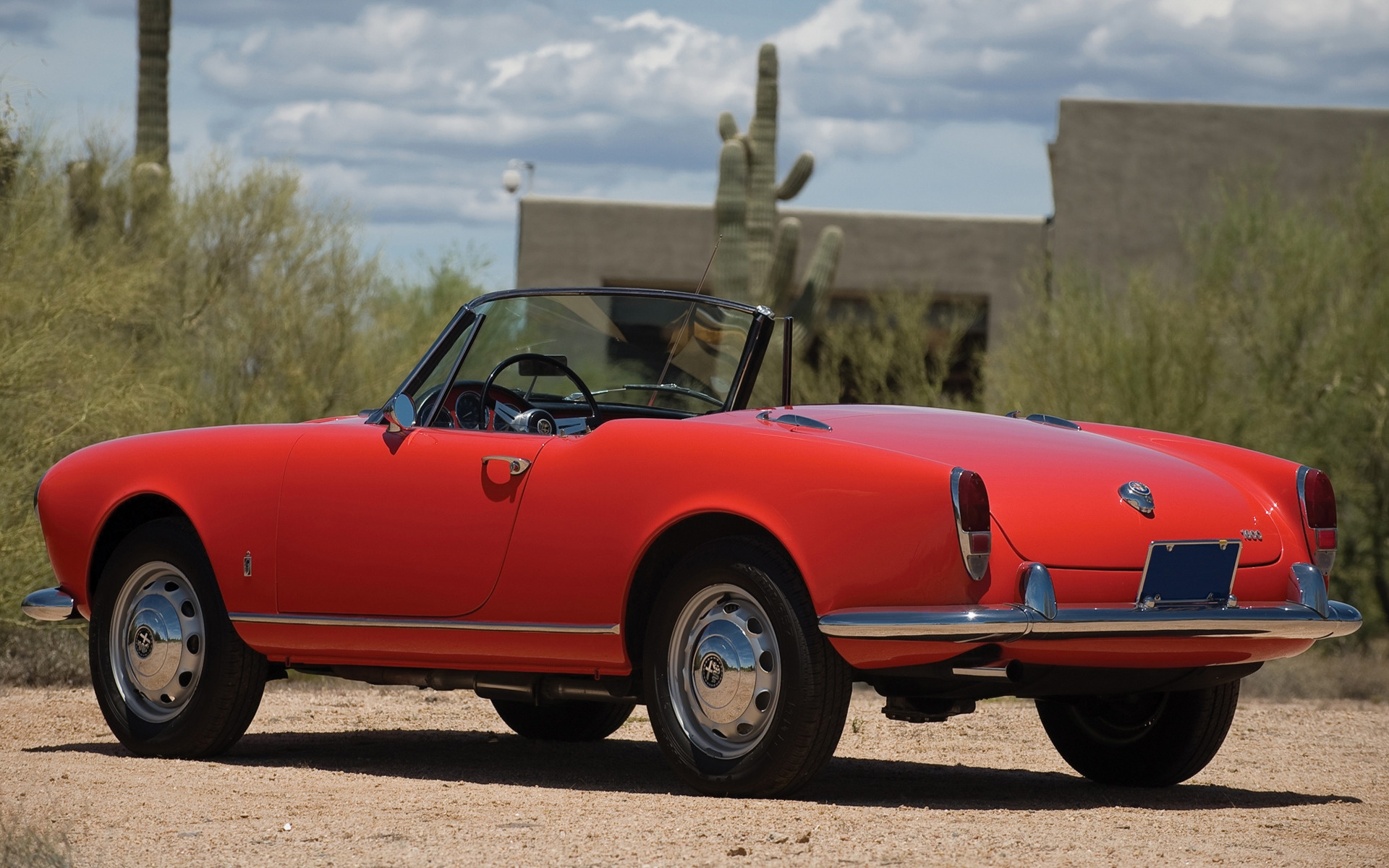alfa romeo giulia 1600 spider (1962) wallpapers and hd images