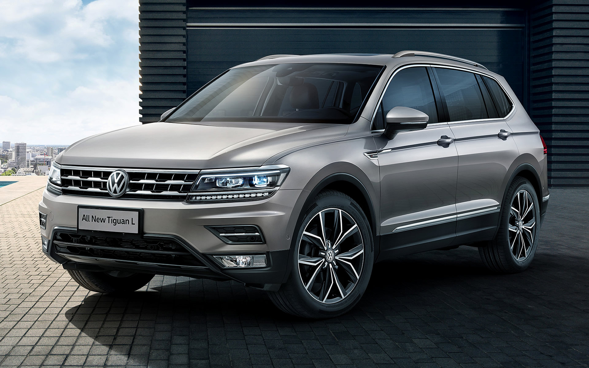 2017 Volkswagen Tiguan L CN Wallpapers And HD Images