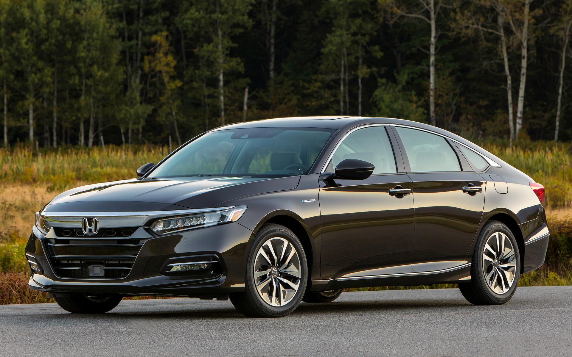 2018 Honda Accord Hybrid Touring - Wallpapers and HD ...