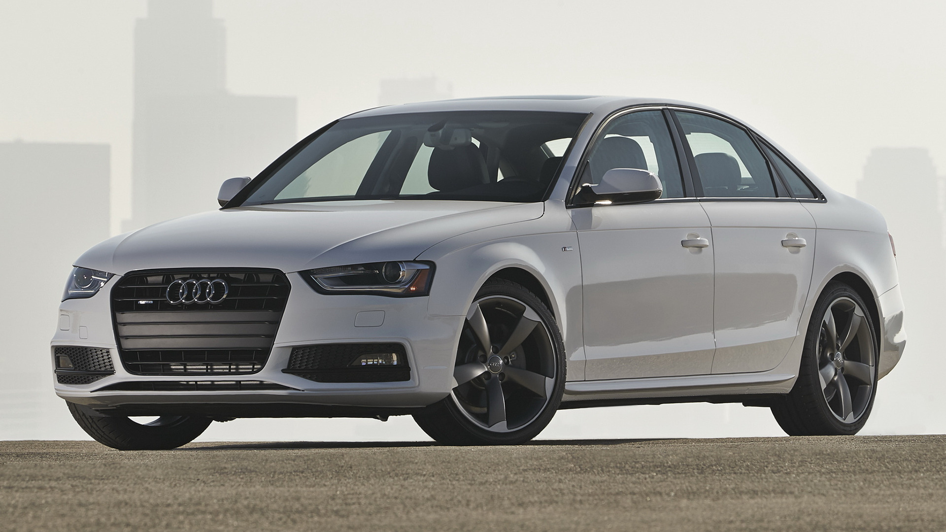 audi a4 sedan s line 2012 us wallpapers and hd images car pixel. Black Bedroom Furniture Sets. Home Design Ideas
