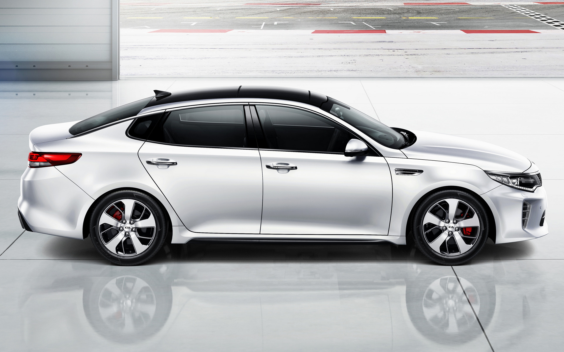 Kia Optima Gt 2016 Eu Wallpapers And Hd Images Car Pixel