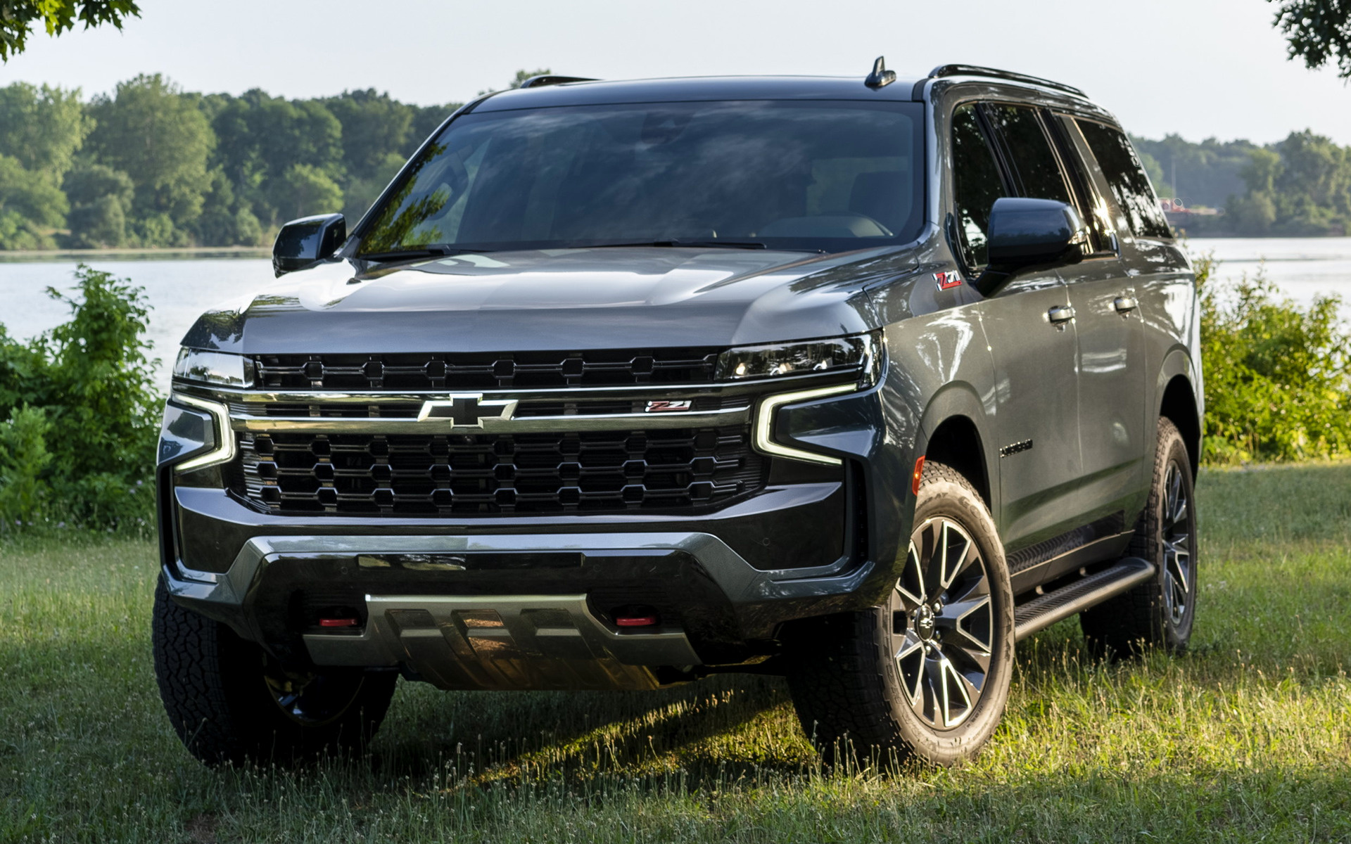 2021 Chevrolet Suburban Z71 - Wallpapers and HD Images ...