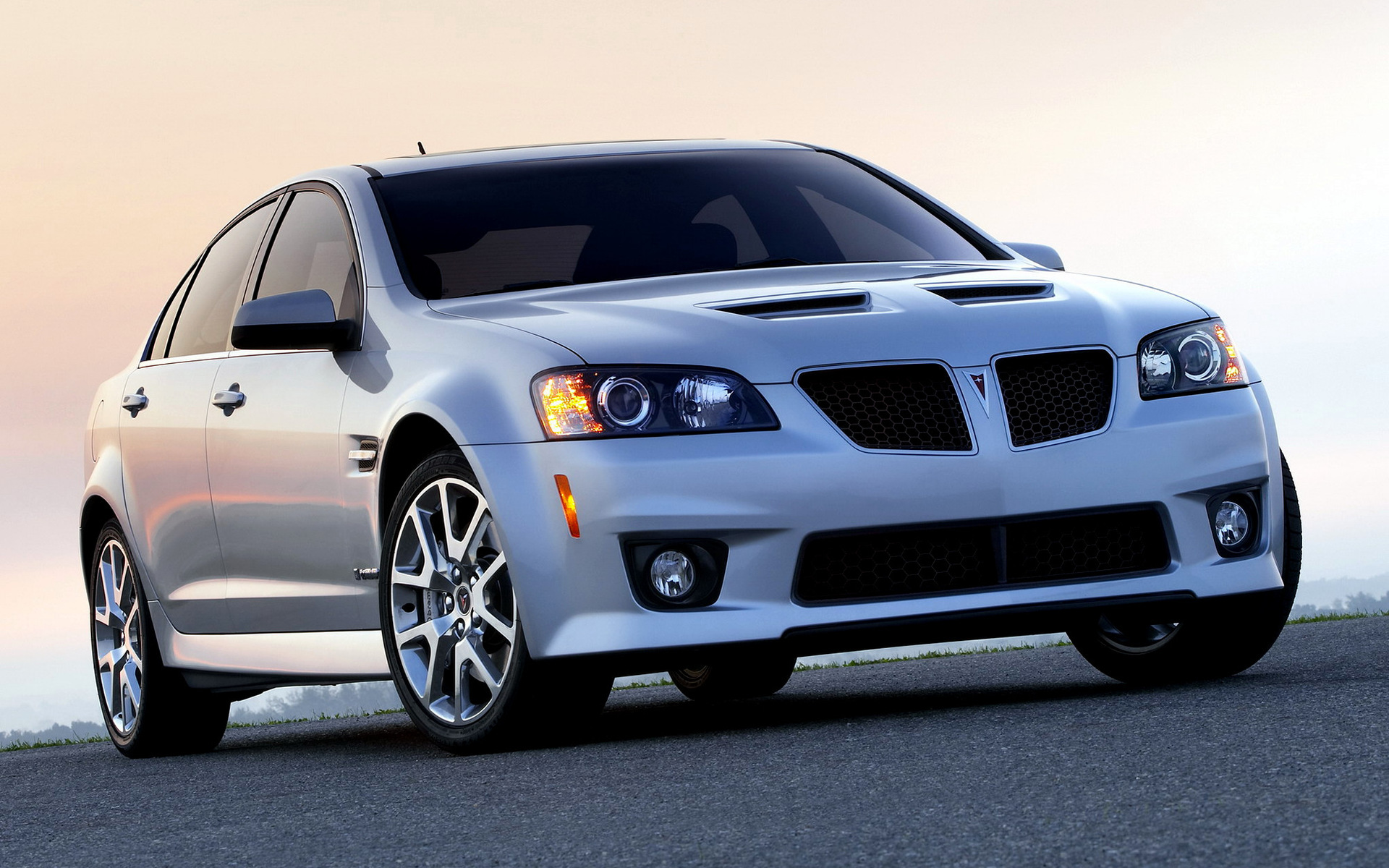 Pontiac G8 GXP (2008) Wallpapers and HD Images - Car Pixel