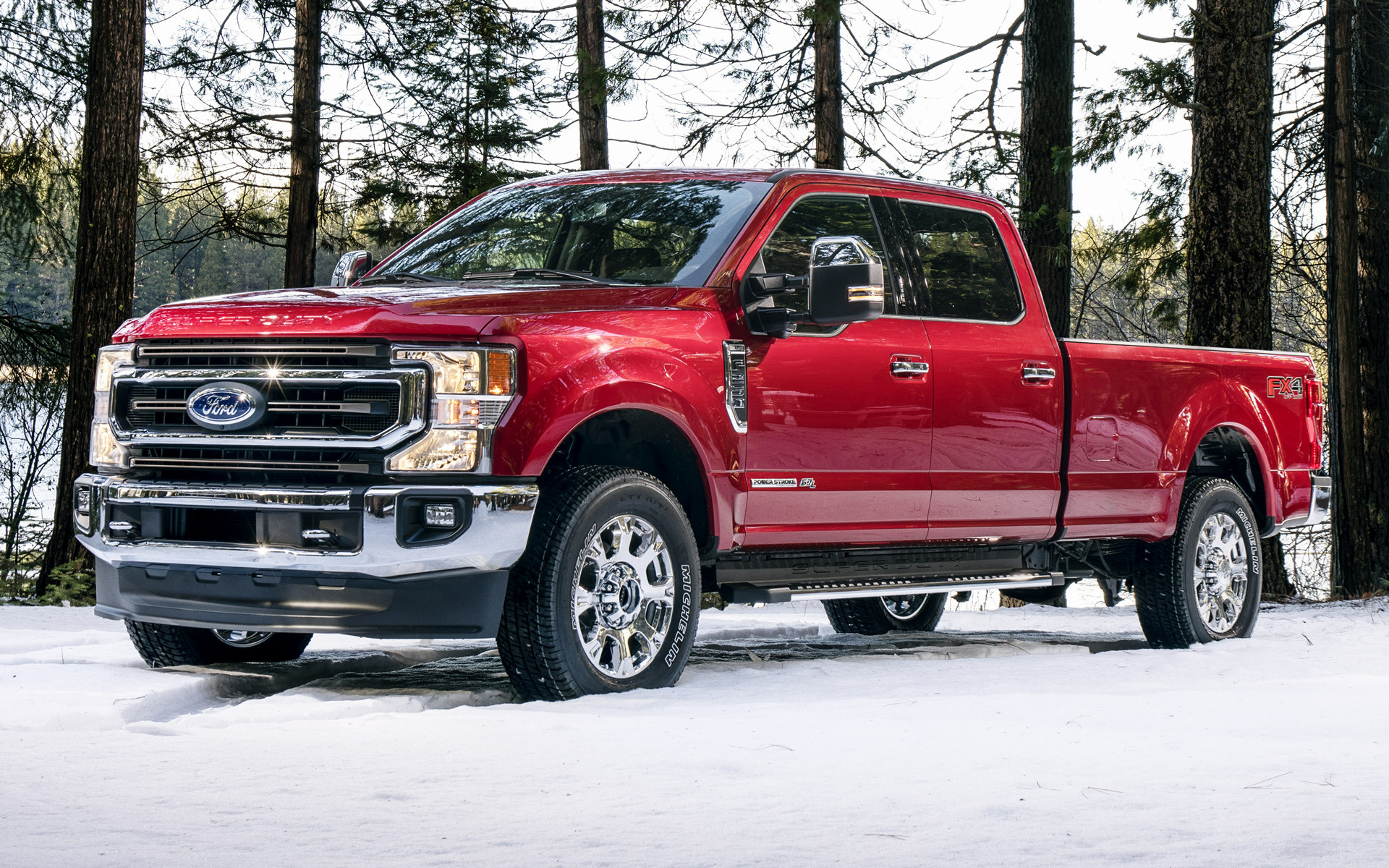 ford   super duty king ranch crew cab fx package long wallpapers  hd images