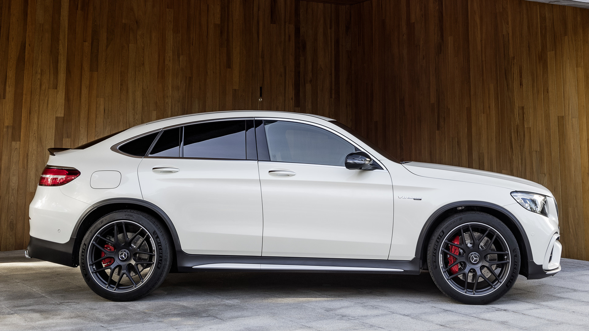 2017 mercedes amg glc 63 s coupe wallpapers and hd. Black Bedroom Furniture Sets. Home Design Ideas