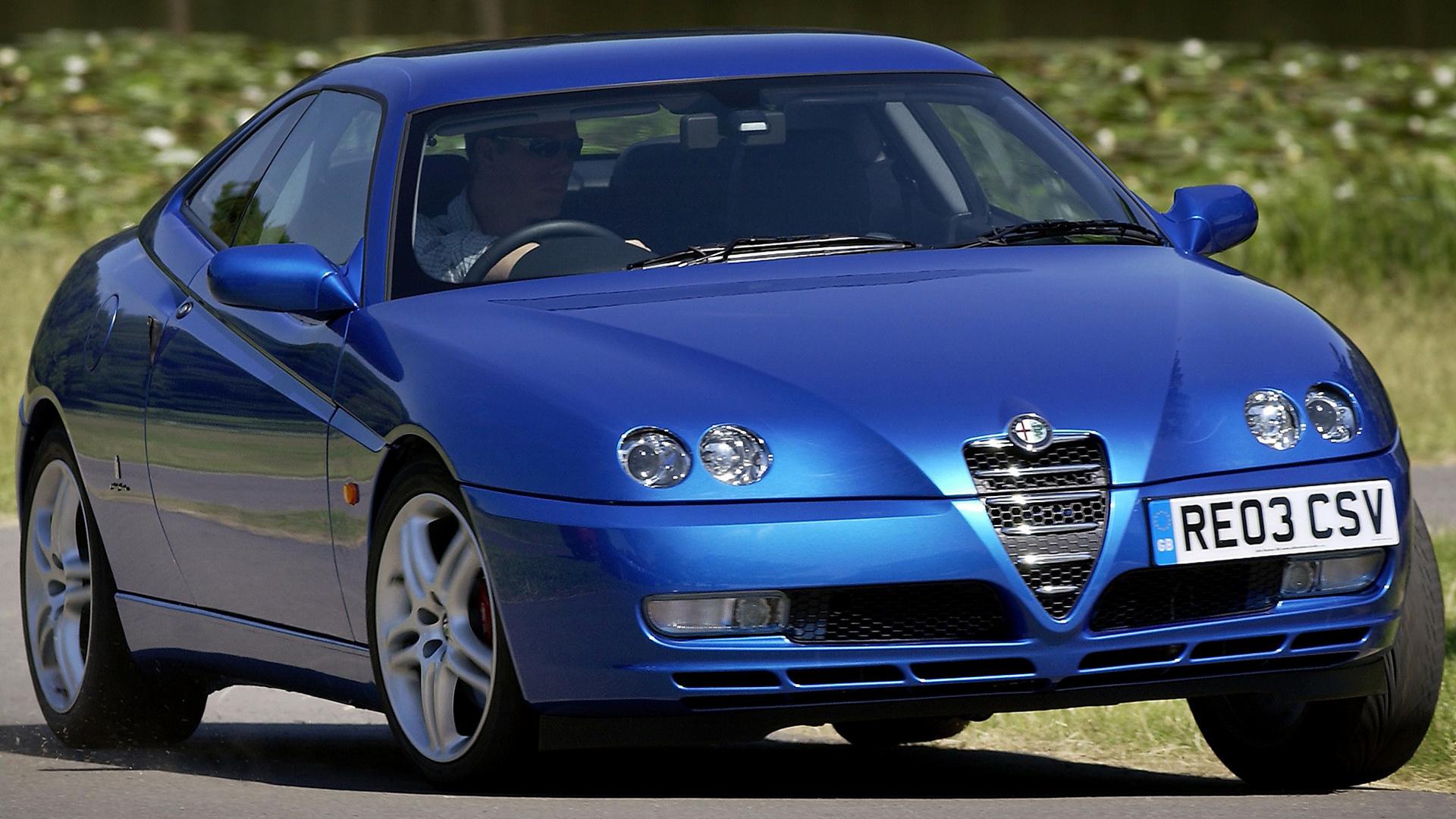 2003 Alfa Romeo Gtv Uk Wallpapers And Hd Images Car Pixel