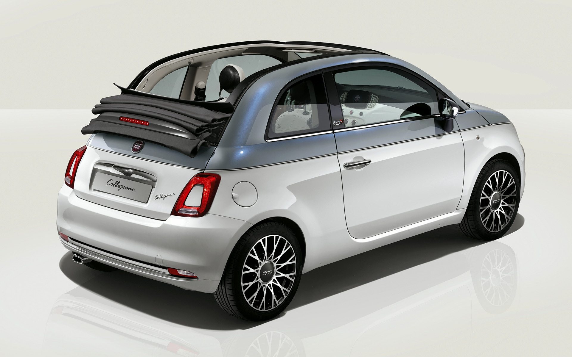 fiat 500c collezione 2018 wallpapers and hd images car. Black Bedroom Furniture Sets. Home Design Ideas