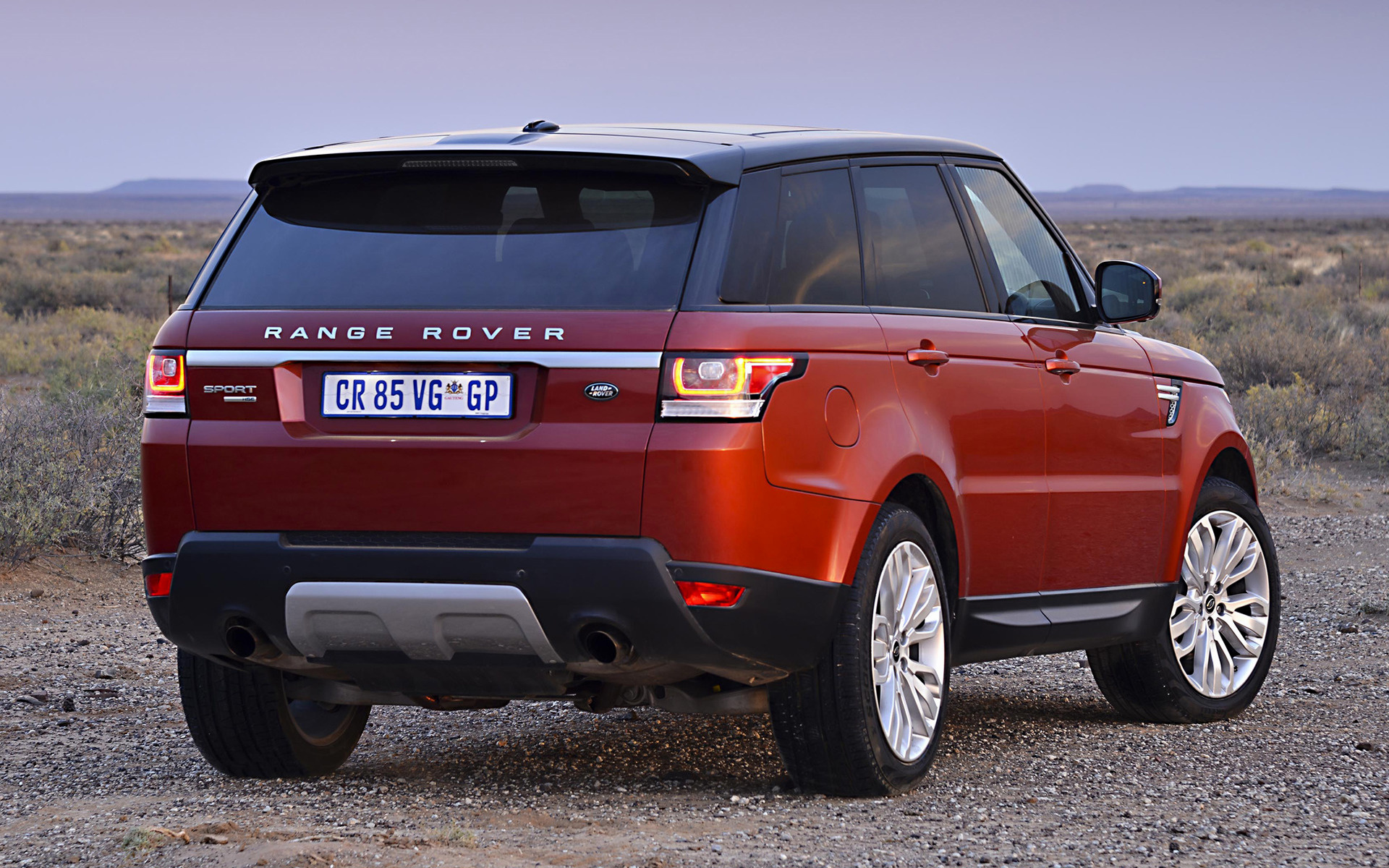 2013 range rover sport hse za wallpapers and hd images. Black Bedroom Furniture Sets. Home Design Ideas