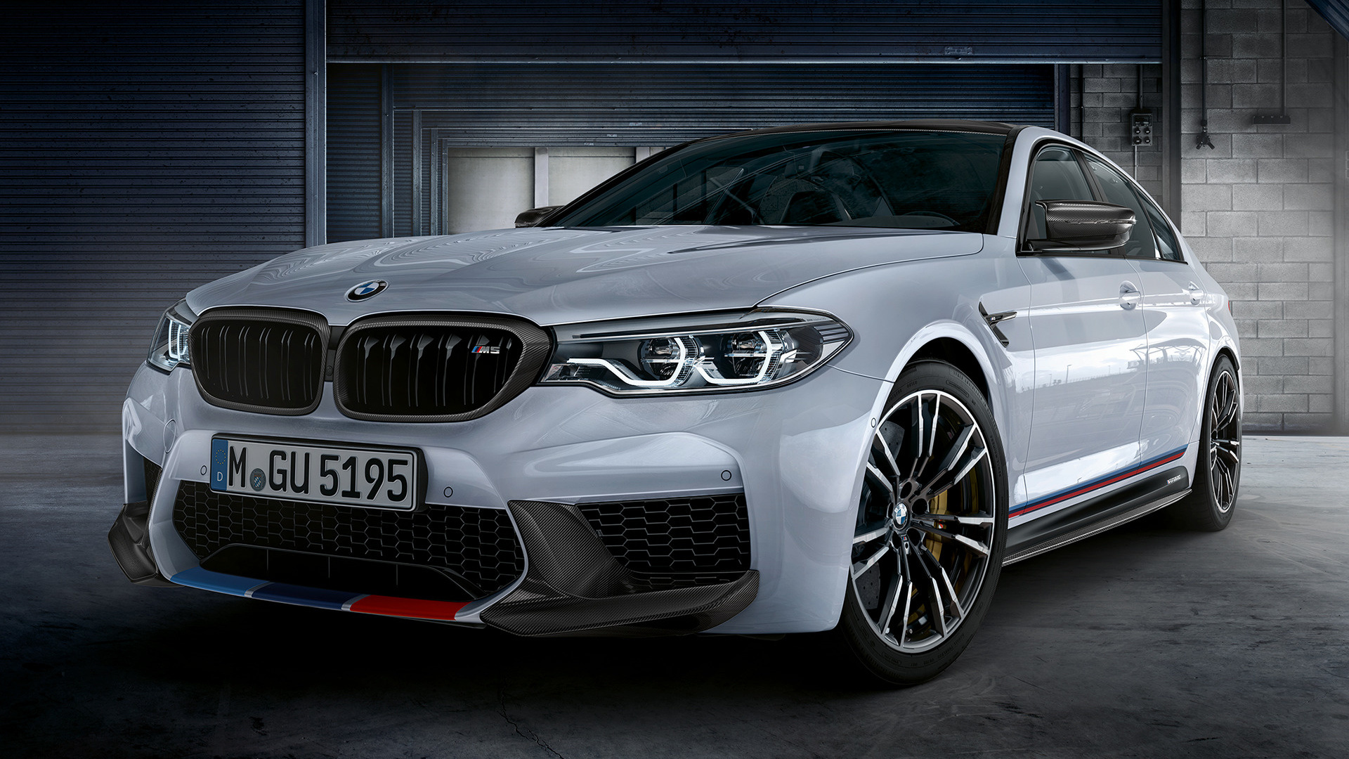 2018 Bmw M5 With M Performance Parts Wallpapers And Hd