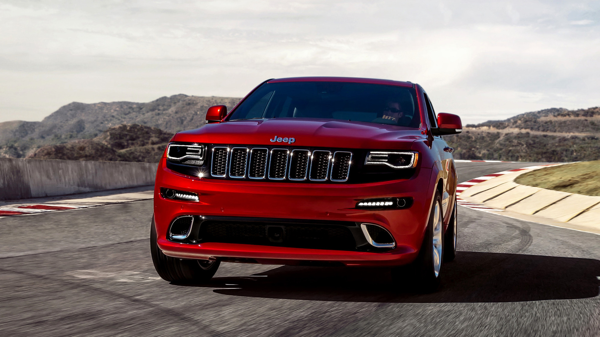 Jeep Grand Cherokee Trackhawk >> 2013 Jeep Grand Cherokee SRT - Wallpapers and HD Images ...