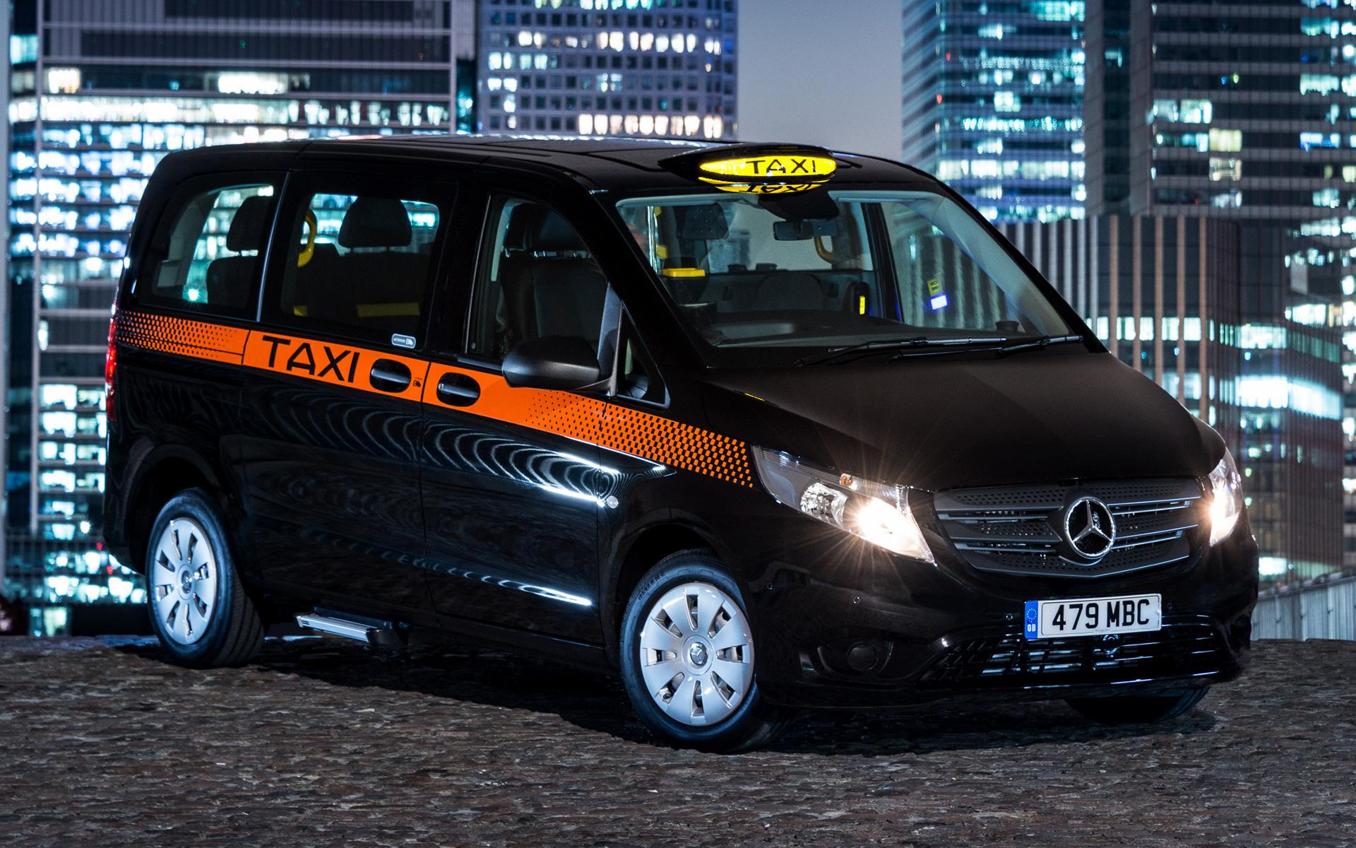 какой картинка минивэн такси что