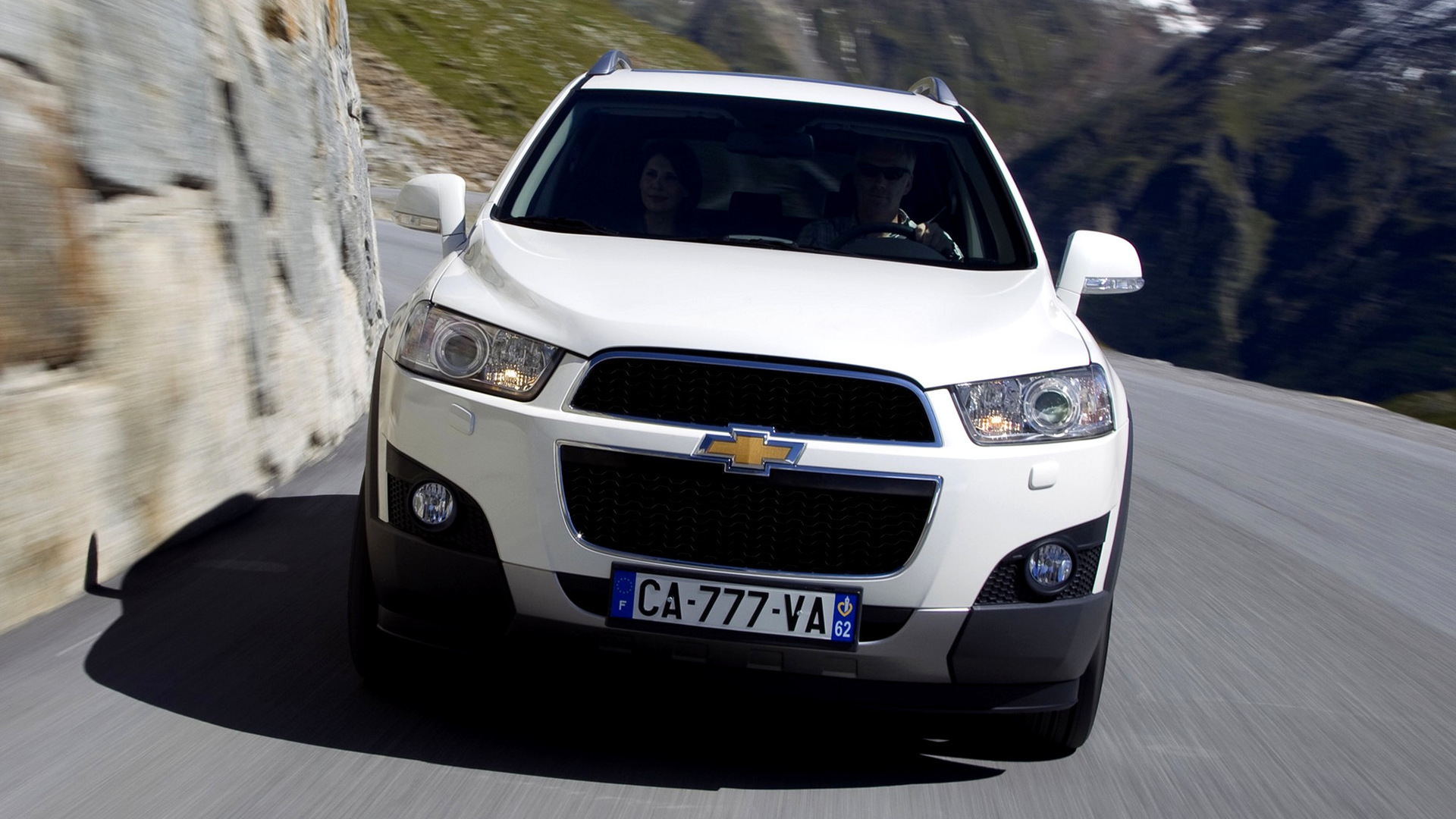 Chevrolet Captiva (2011) Wallpapers and HD Images - Car Pixel