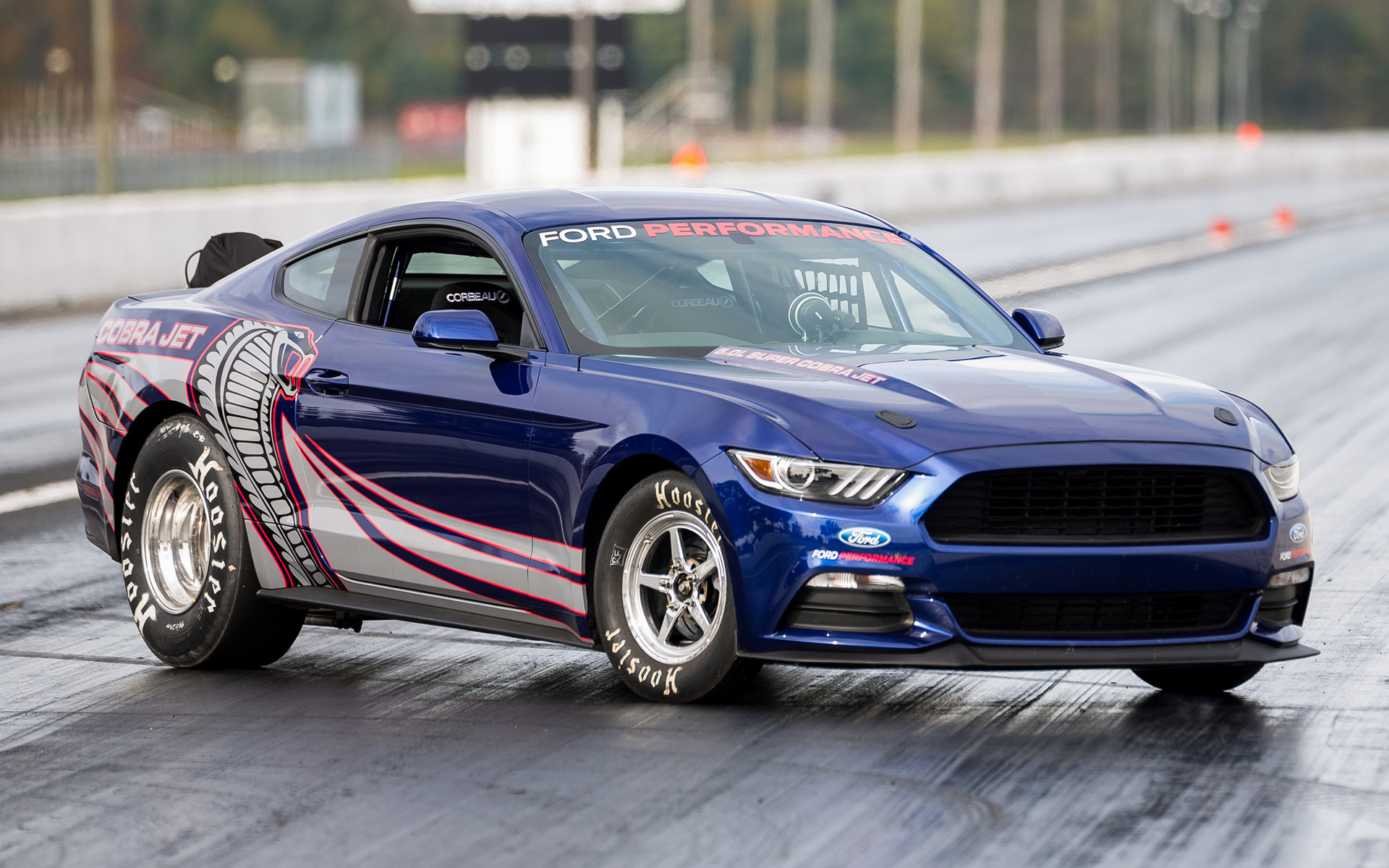 Ford Mustang Cobra Jet Drag Car 2016 Wallpapers And Hd