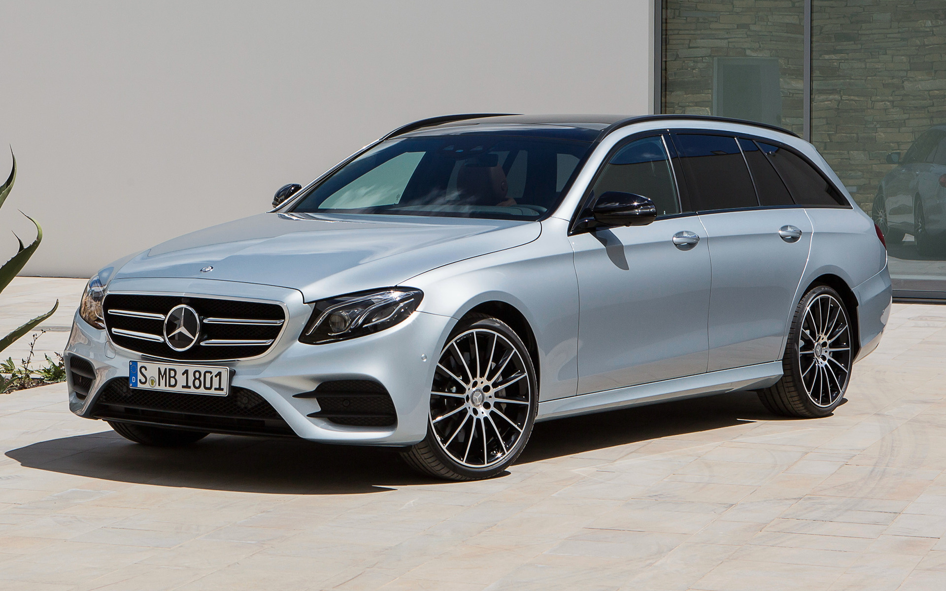 - Line Mercedes-Benz AMG Wallpapers E-Class 2016  Estate