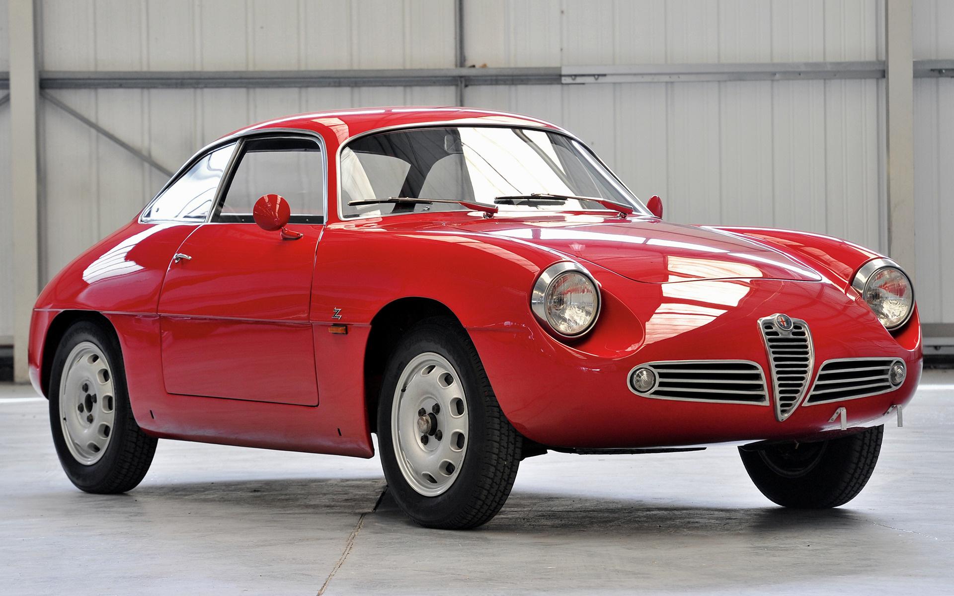1960 Alfa Romeo Giulietta Sz Wallpapers And Hd Images