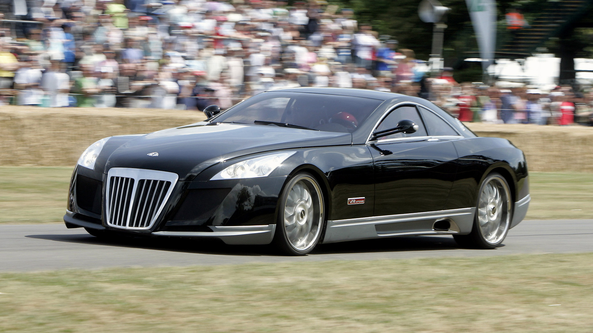 2005 Maybach Exelero Show Car - Front - 1280x960 Wallpaper