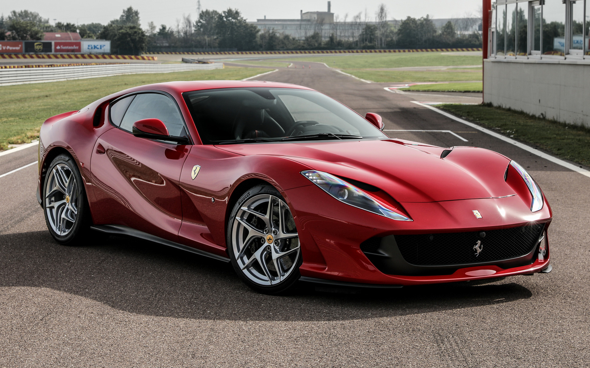 2017 Ferrari 812 Superfast Wallpapers And Hd Images Car Pixel