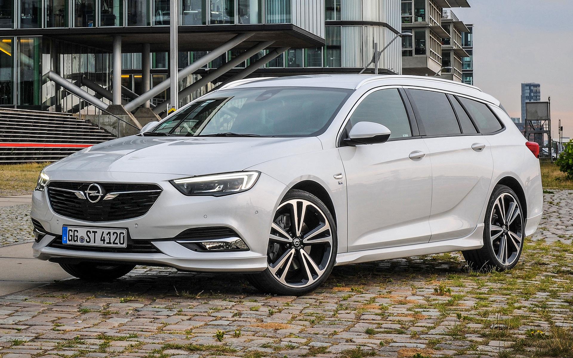 2017 Opel Insignia Sports Tourer Opc Line Papeis De Parede E Imagens De Fundo Em Hd Car Pixel