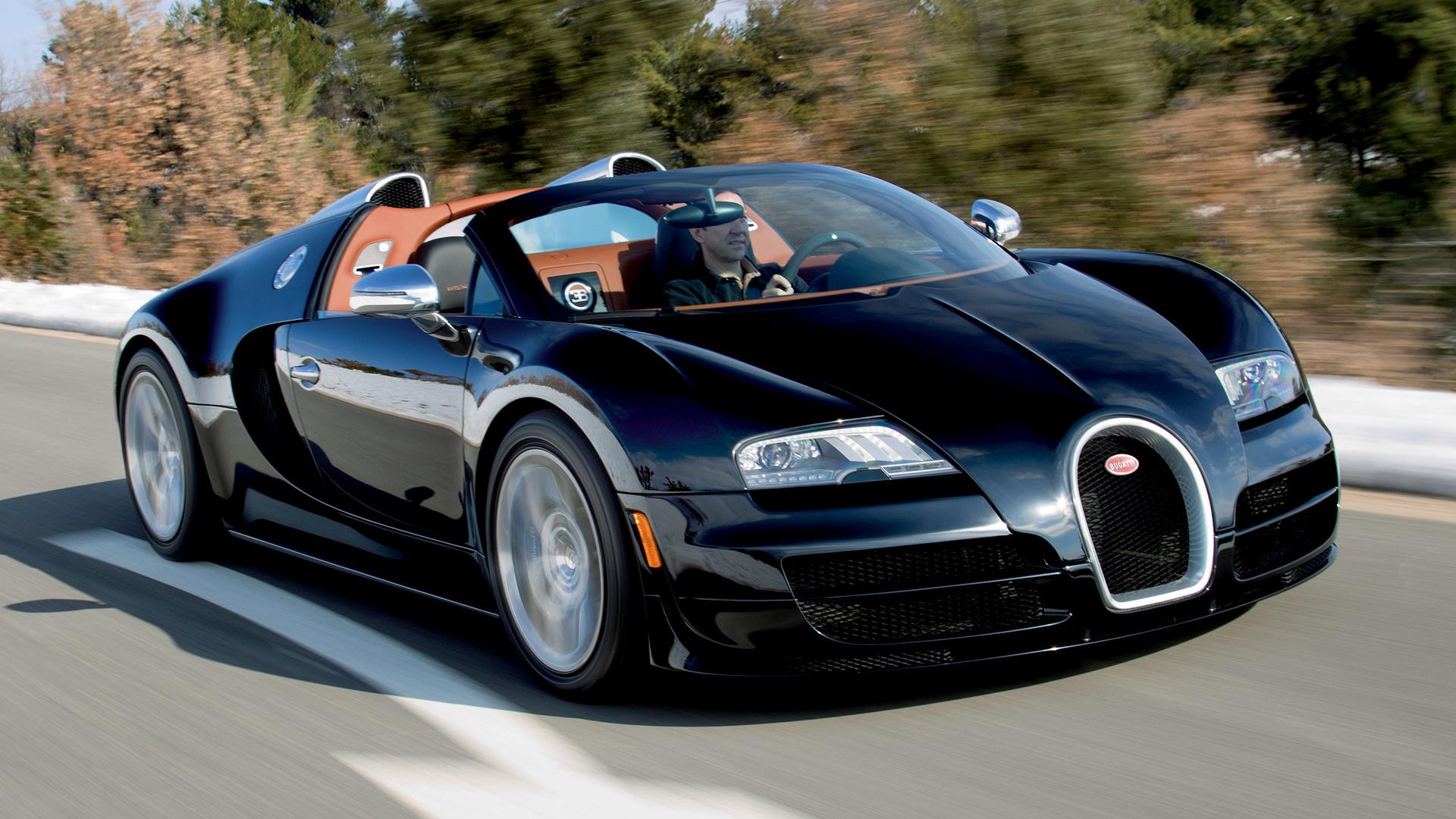 2012 Bugatti Veyron Grand Sport Vitesse (US)