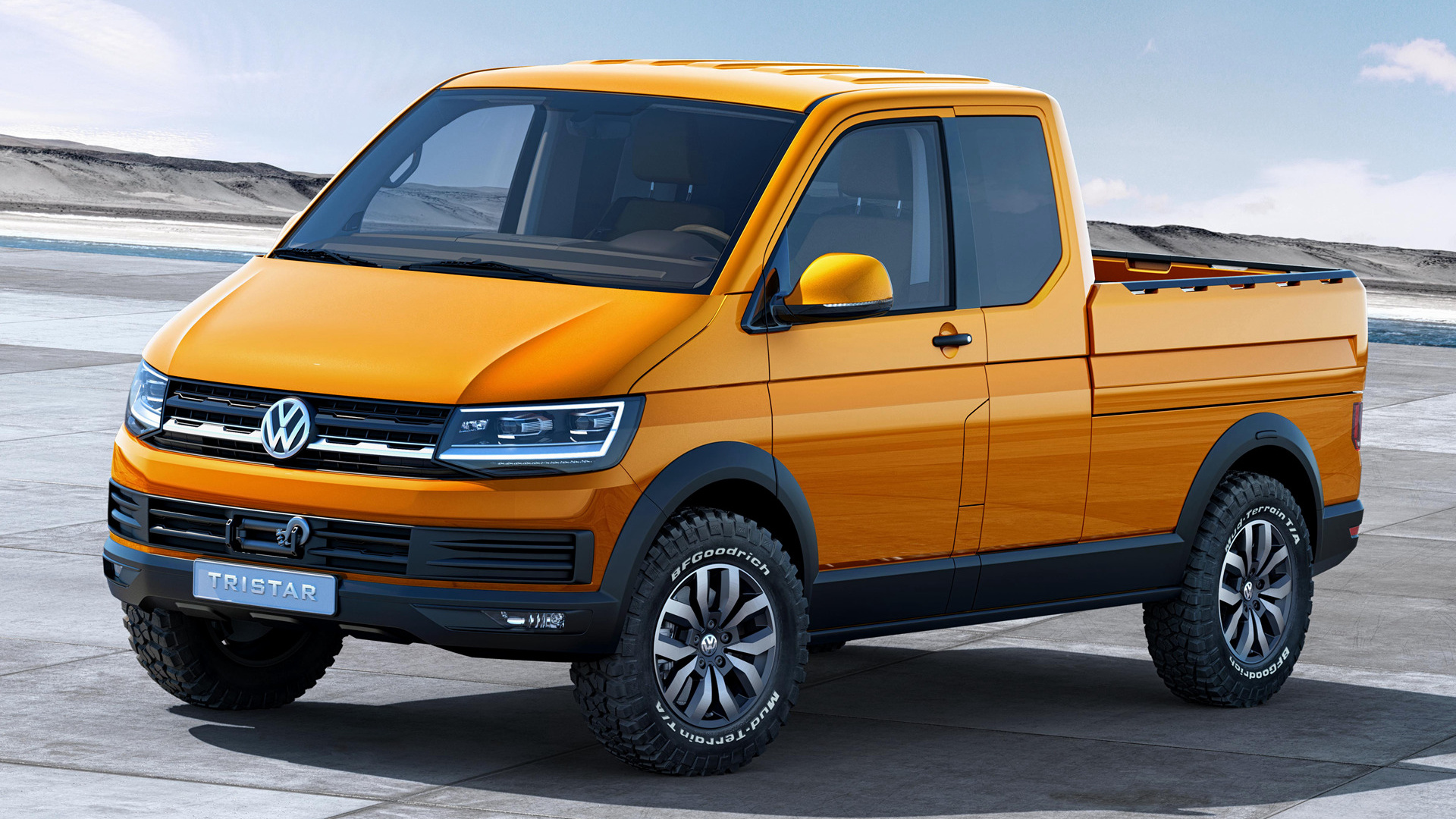 2014 Volkswagen Tristar Concept Wallpapers And Hd Images