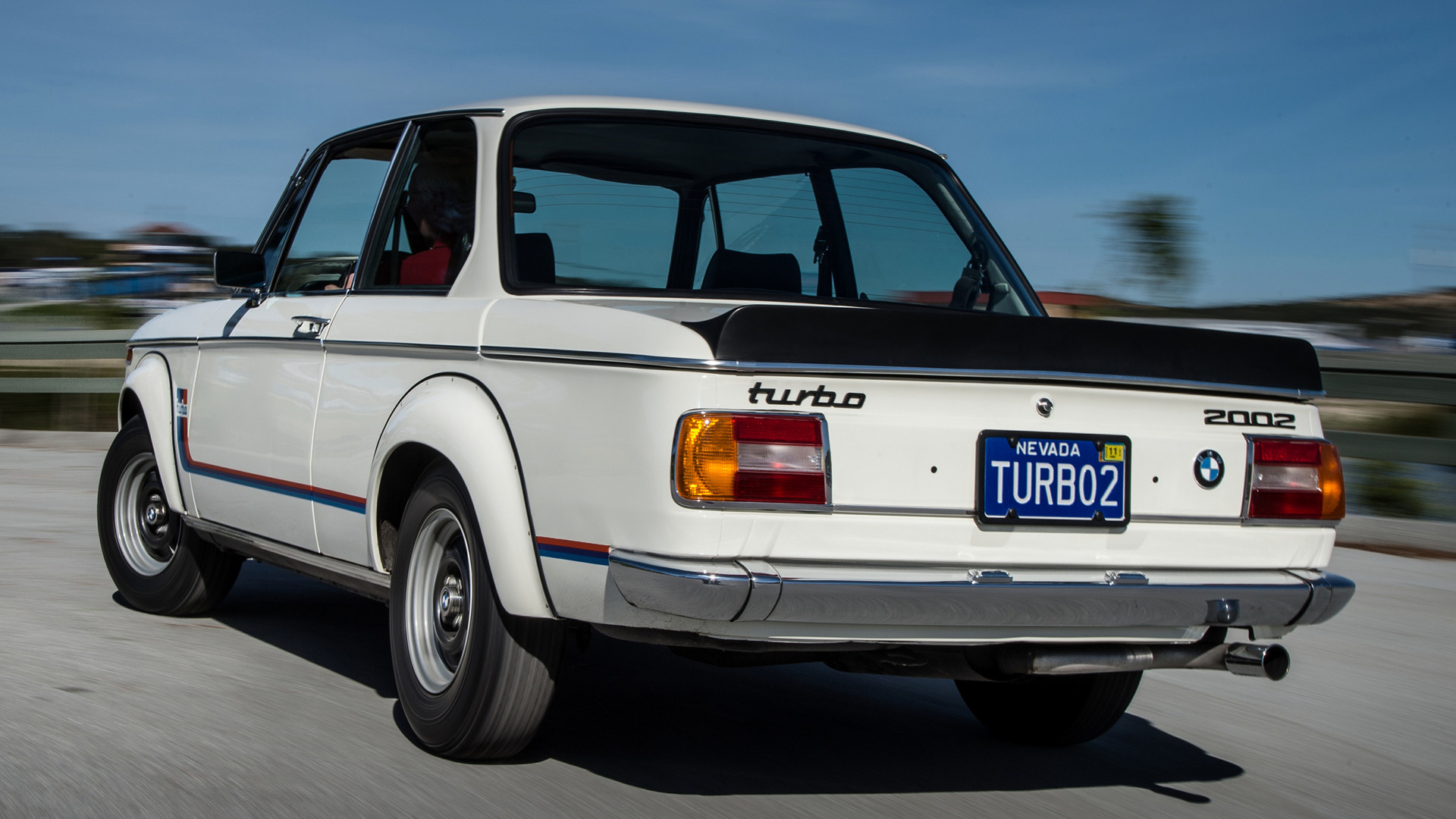 1974 BMW 2002 Turbo - Wallpapers and HD Images | Car Pixel