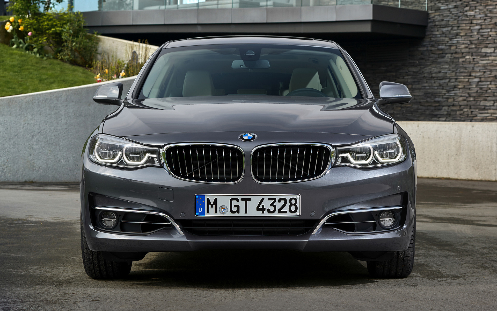 2016 Bmw 3 Series Gran Turismo Wallpapers And Hd Images