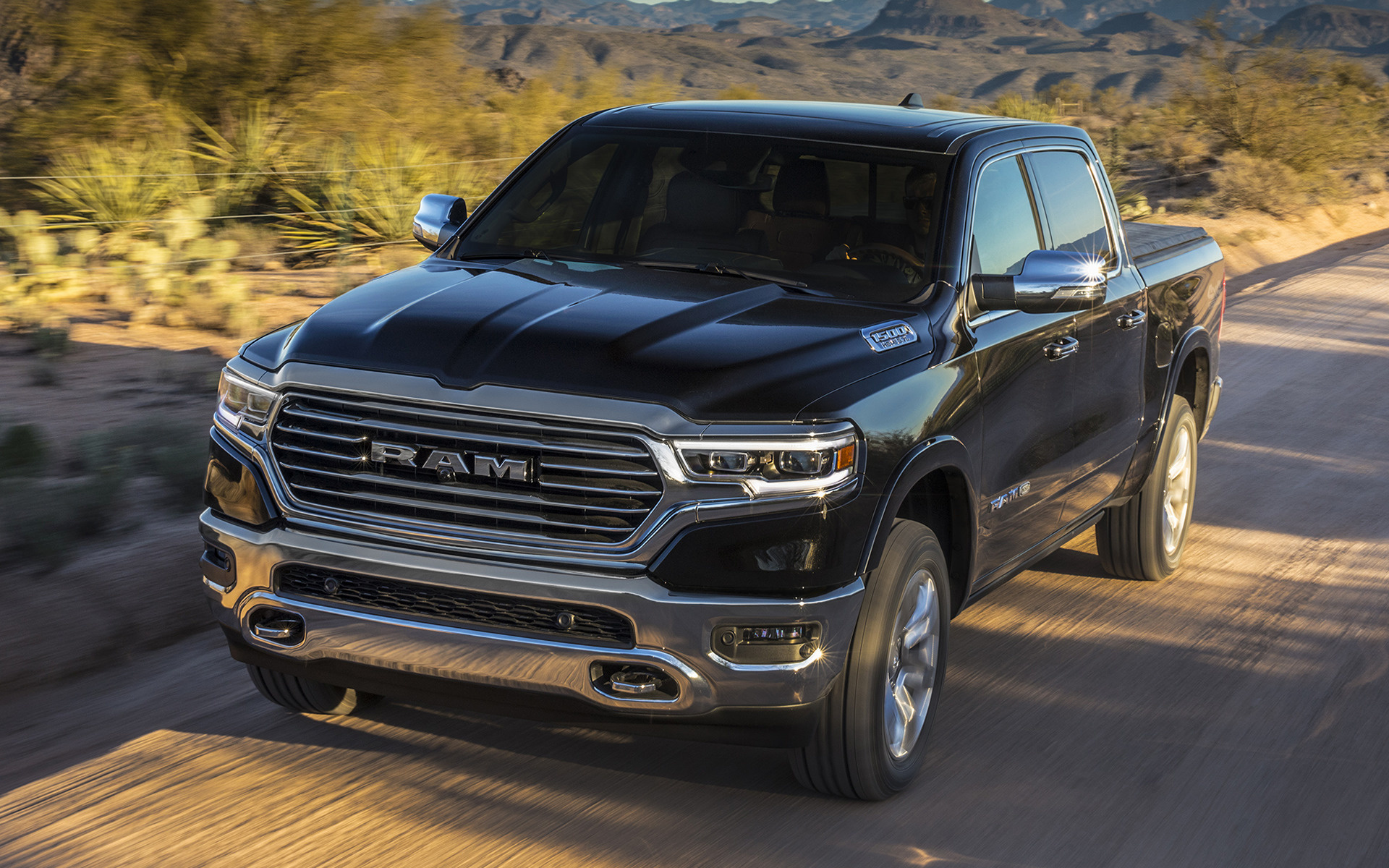 2019 Ram 1500 Laramie Longhorn Crew Cab Off Road Package
